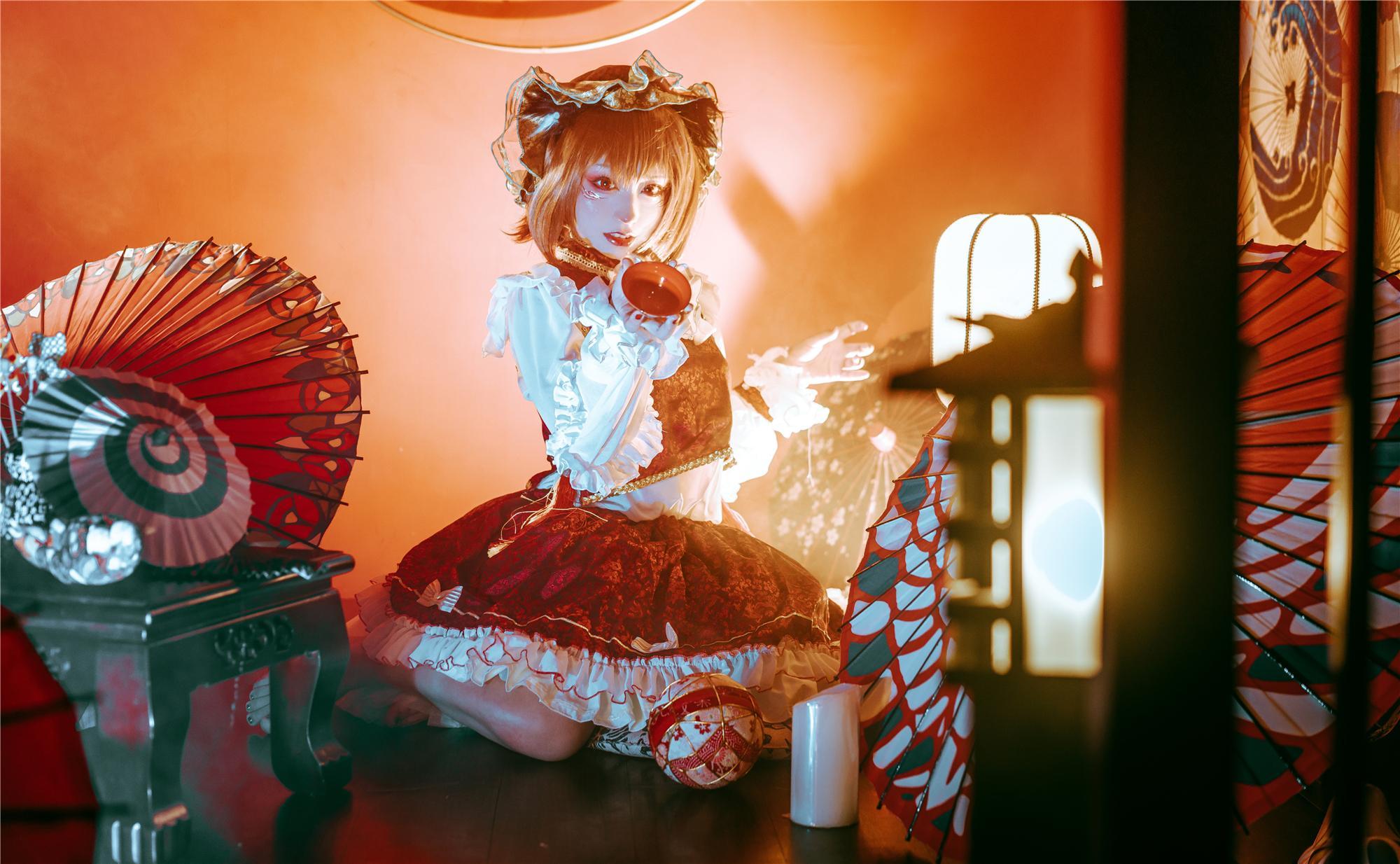 《东方PROJECT》 -cosplay人是倒着的图片插图