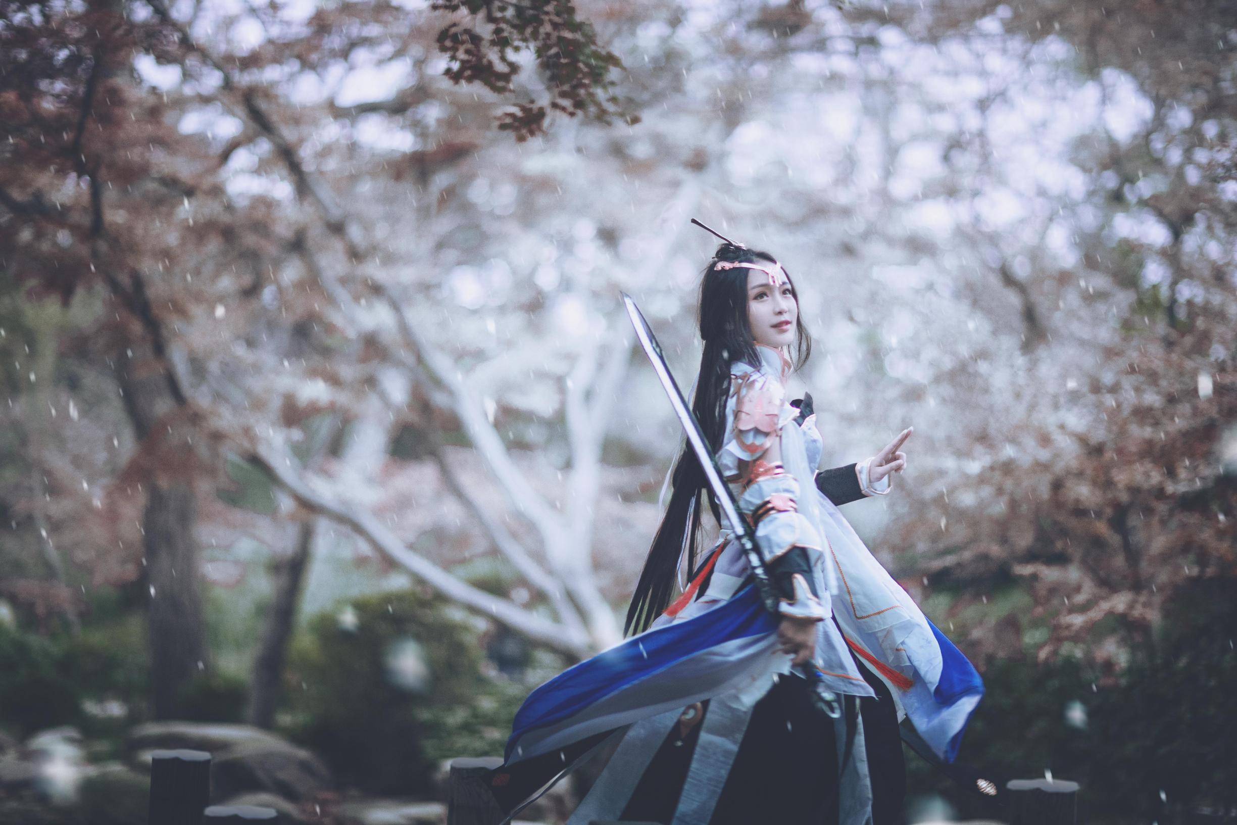 《剑侠情缘网络版叁》剑网三cosplay【CN:阿聿空空_Aoi】-第8张