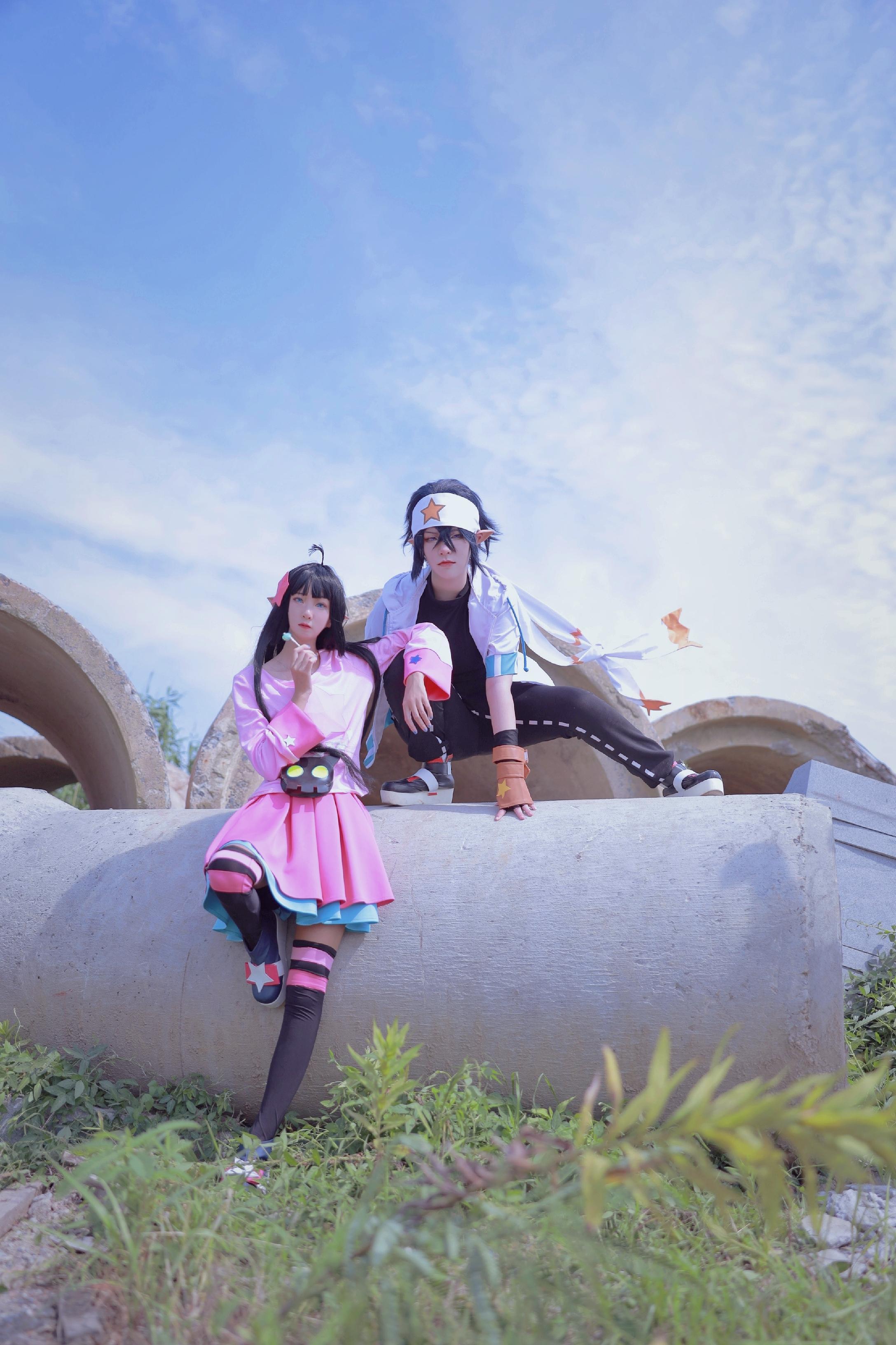 《凹凸世界》正片cosplay【CN:是季黎哦~】-第3张