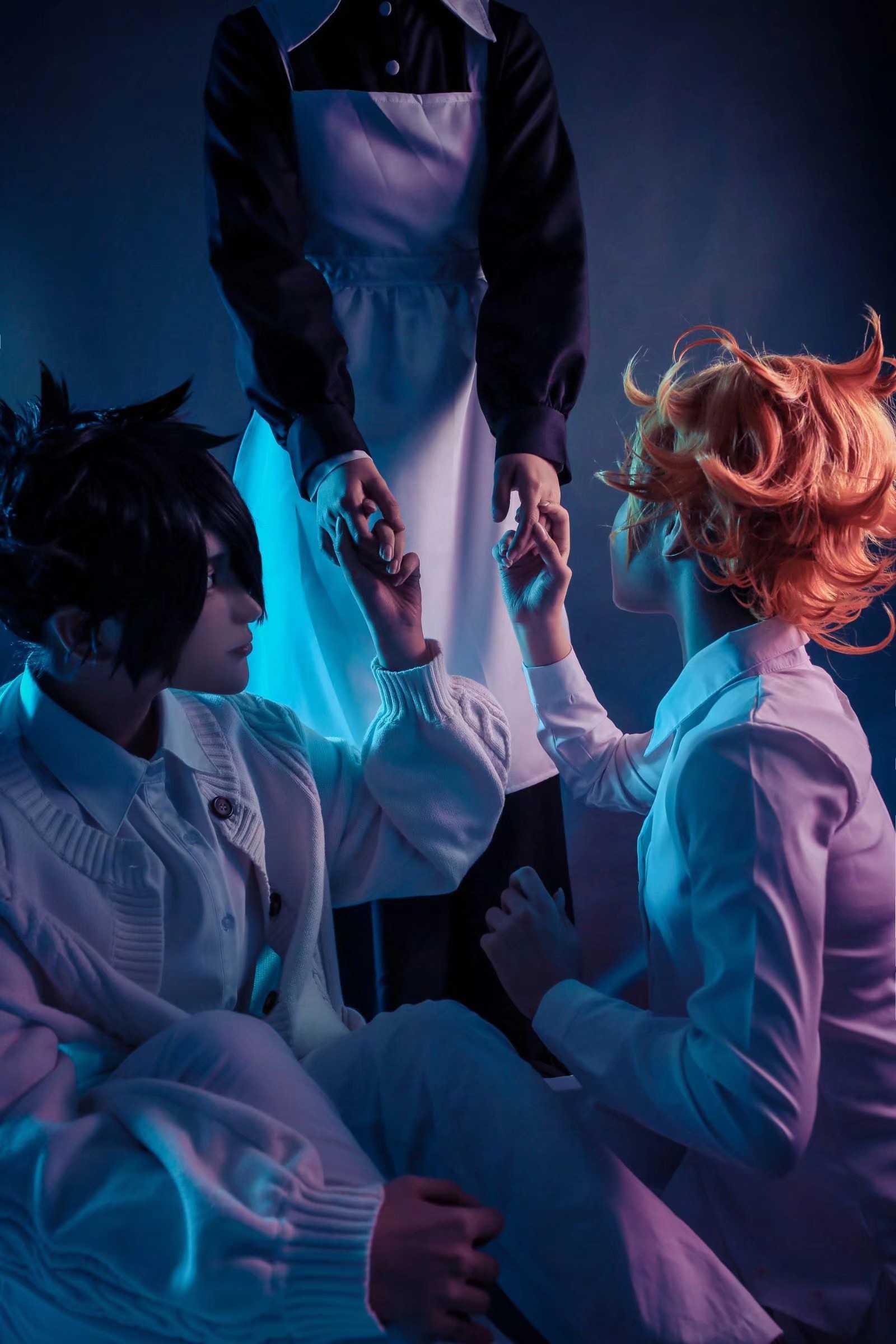 《约定的梦幻岛》推荐cosplay【CN:魑离离离】-第3张
