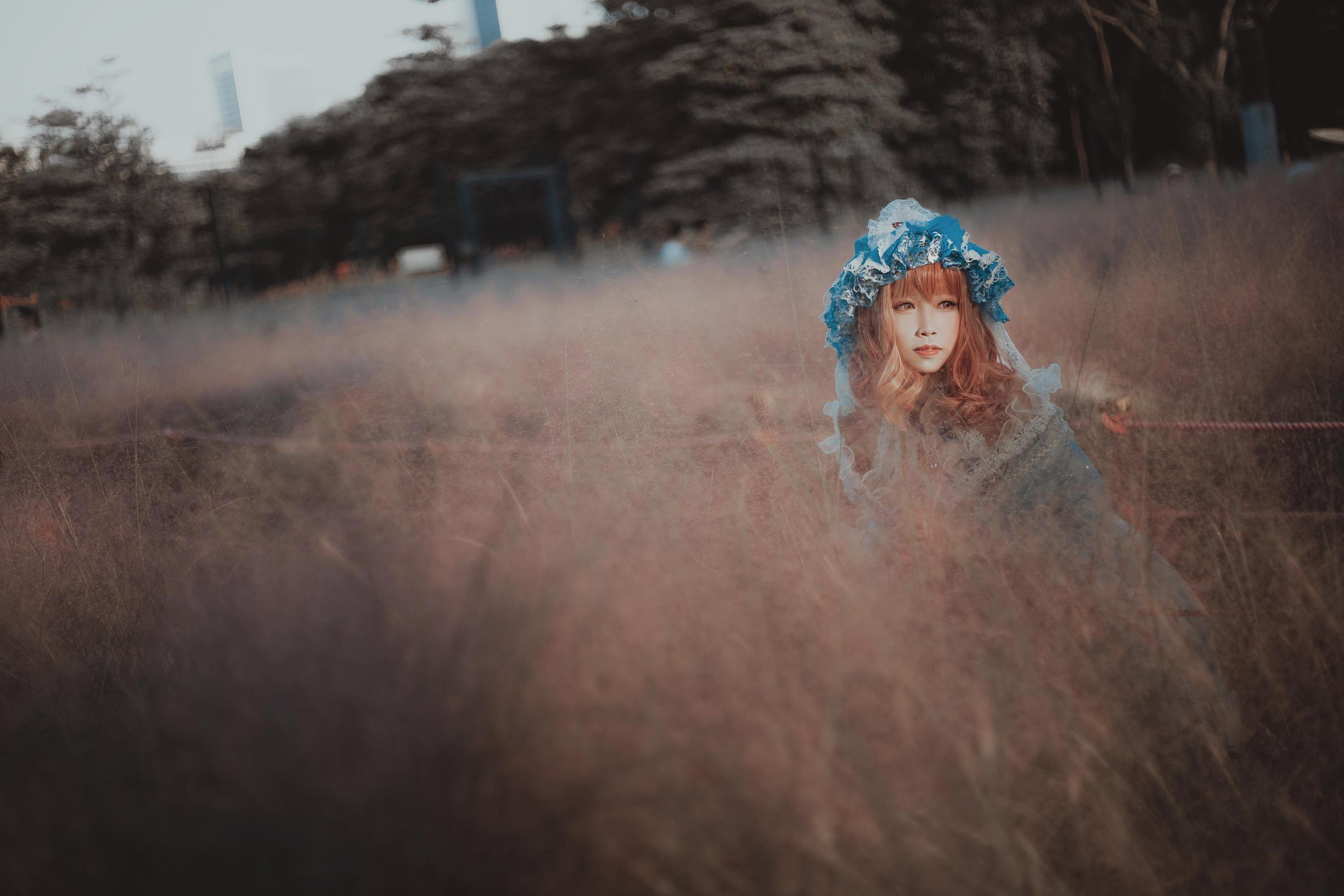 《东方PROJECT》西行寺幽幽子cosplay【CN:Xxyao】-第5张