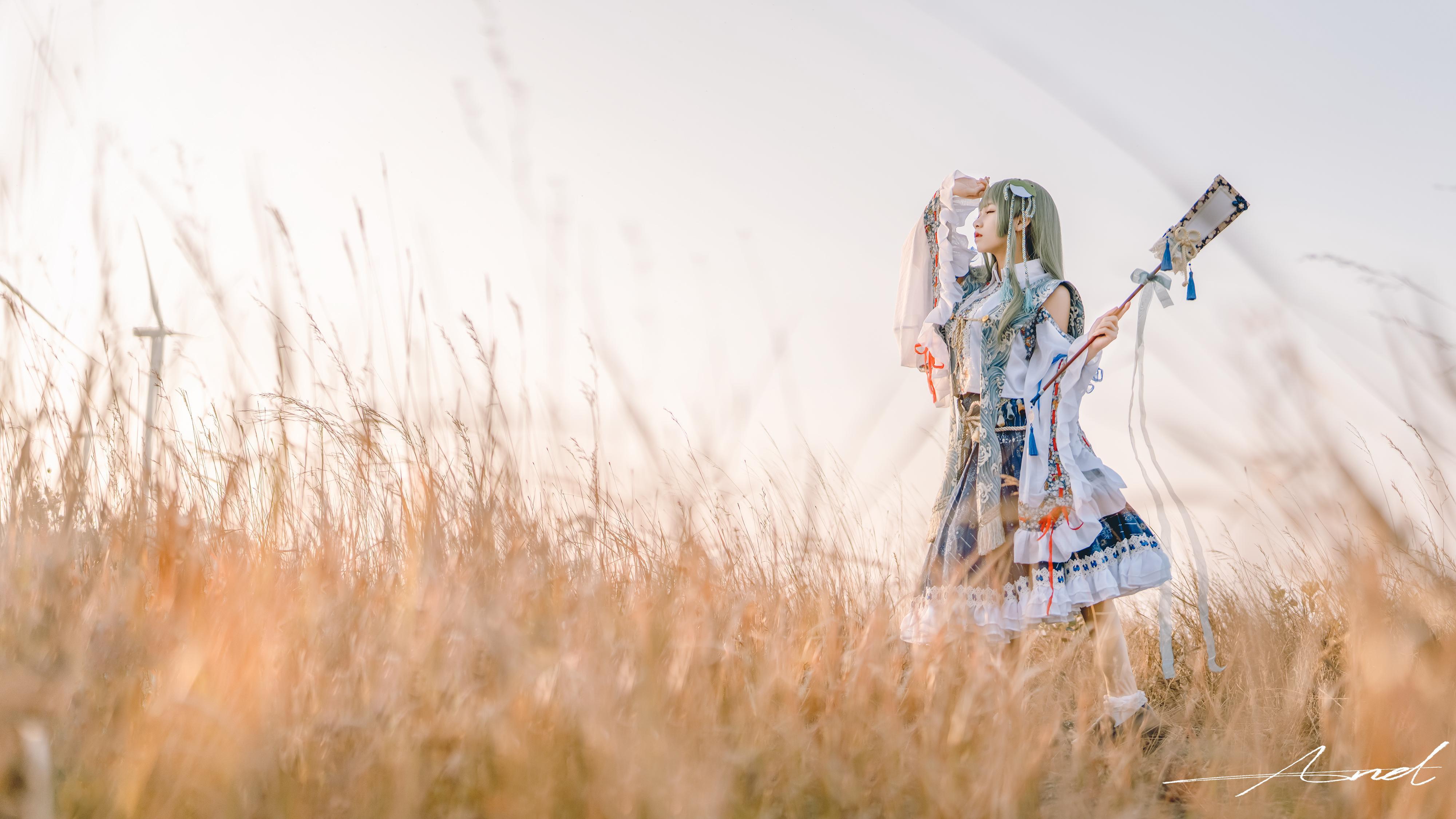 《东方PROJECT》正片cosplay【CN:幼i熙】-第3张