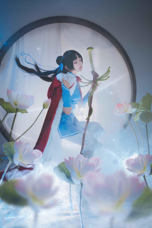 《仙剑奇侠传一》正片cosplay【CN:宁雪遥】 -bl的cosplay图片搜索插图