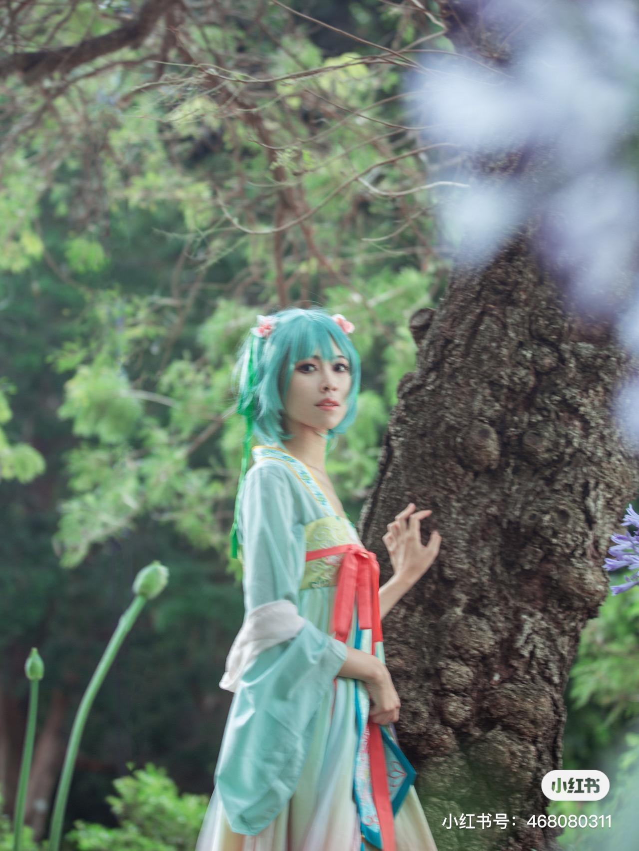《王者荣耀》摄影cosplay【CN:Starry是佀苔礼】-第9张