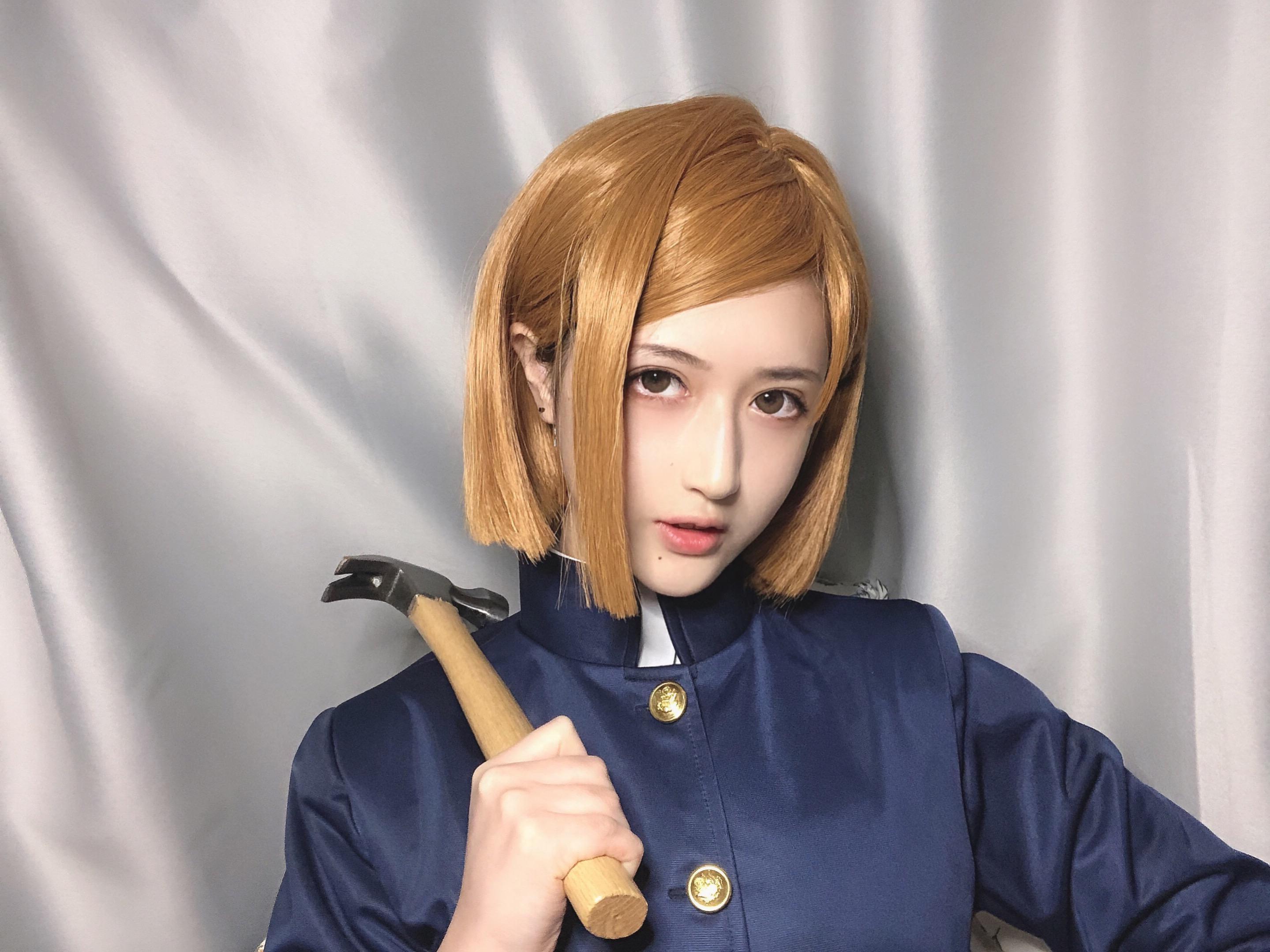 《咒术回战》蔷薇cosplay【CN:舞青不是清-】-第4张
