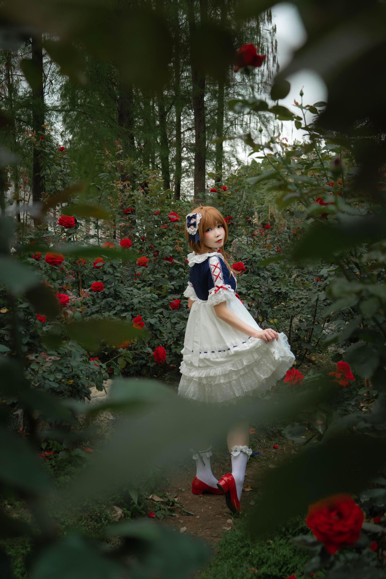 《魔卡少女樱》百变小樱cosplay【CN:海鲜君】-第7张