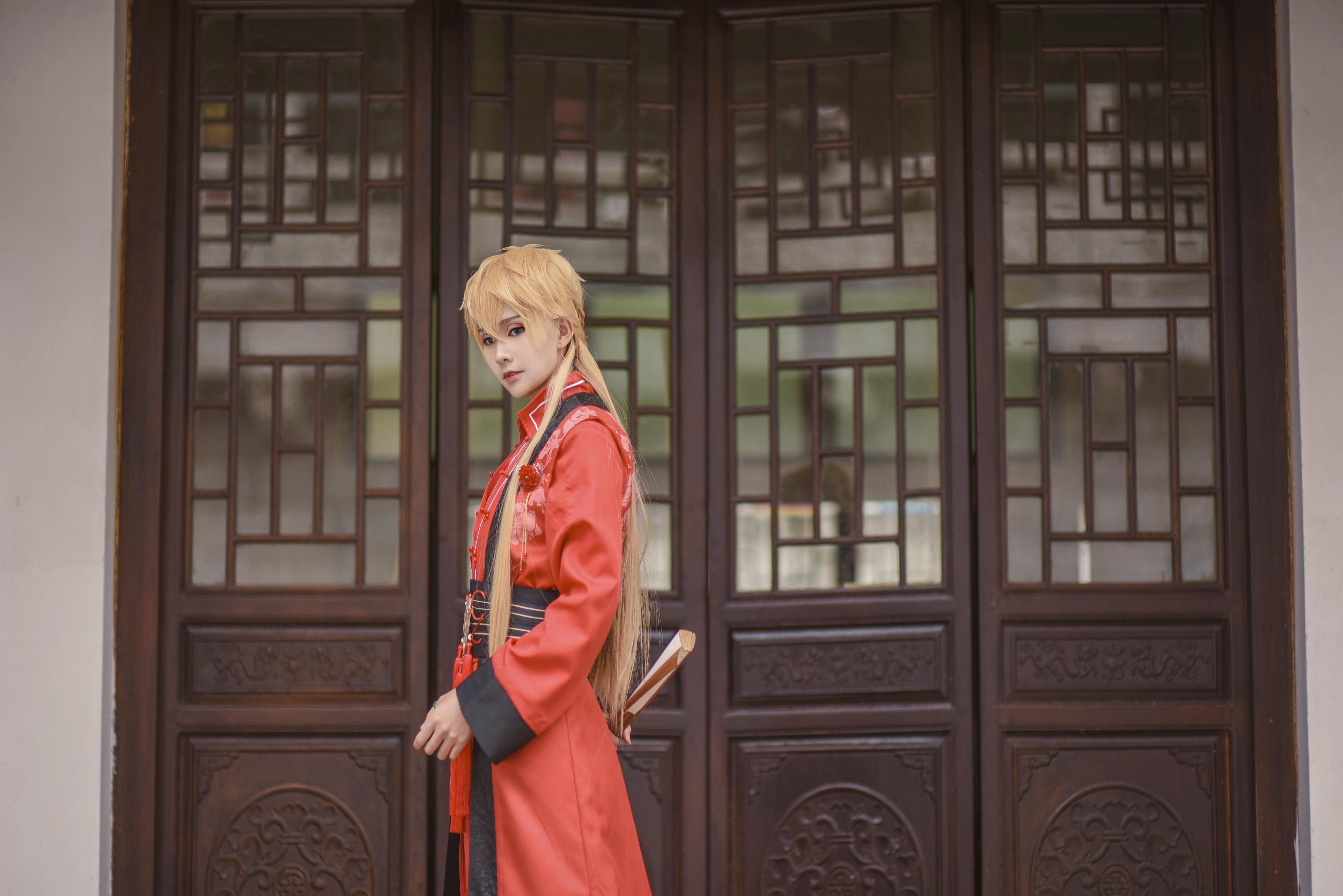 《恋与制作人》周棋洛cosplay【CN:瓜瓜Gu_A】-第10张