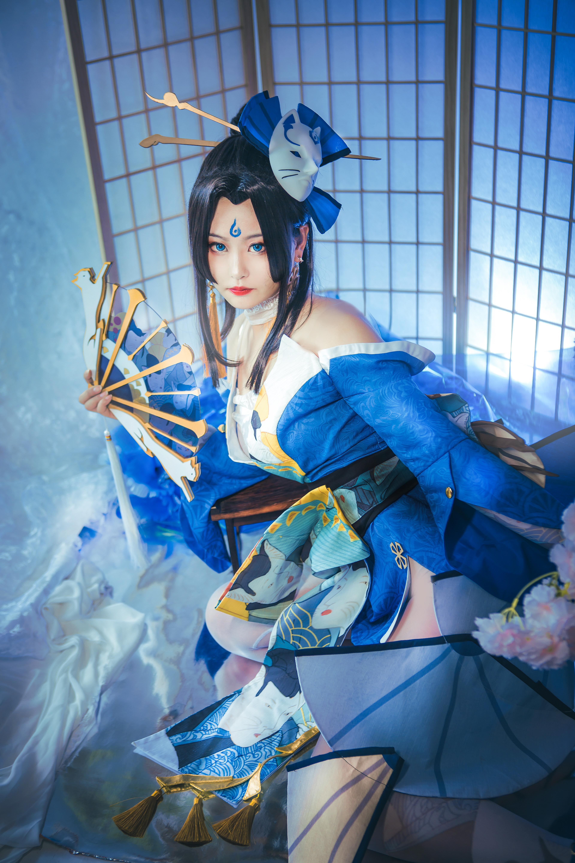 《王者荣耀》不知火舞cosplay【CN:朝云SUNNA】-第4张