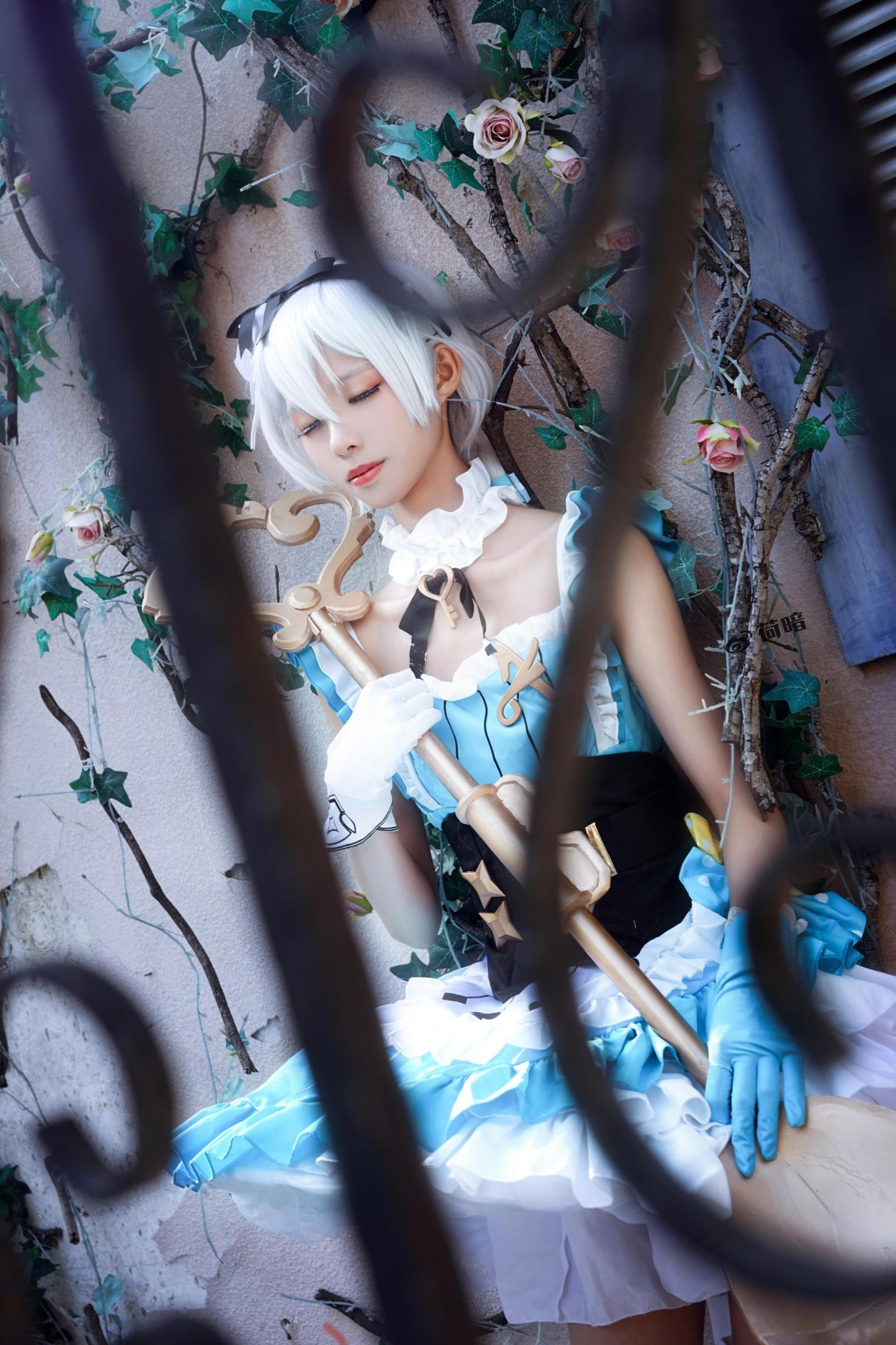 《崩坏学园》崩坏3cosplay【CN:荷暗】 -腐团儿cosplay图片集插图
