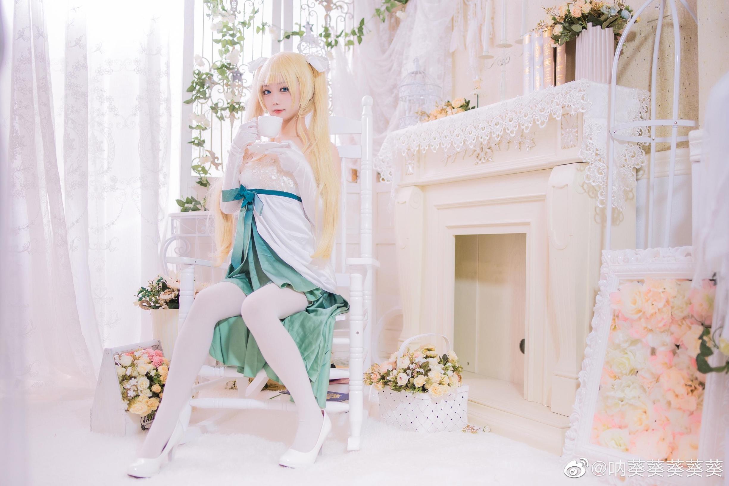 《路人女主的养成方法》正片cosplay【CN:超高校肥宅】-第8张