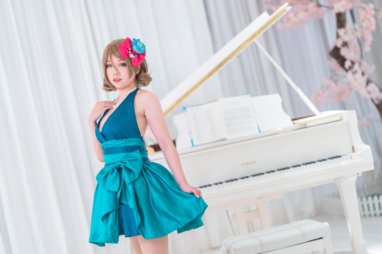 《LOVELIVE!SUNSHINE!!》渡边曜cosplay【CN:诗歌】 -缘之空cosplay图片插图