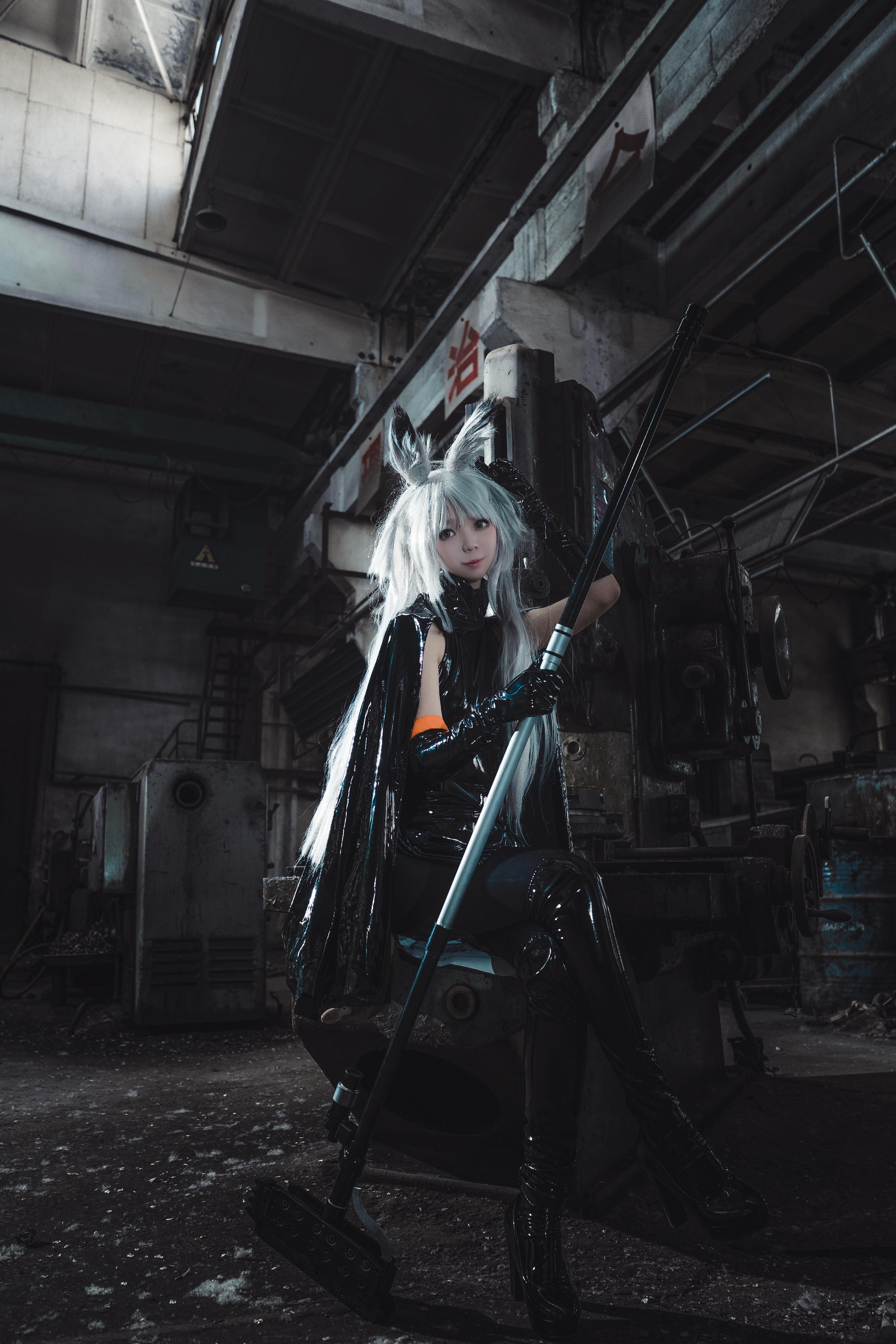 《明日方舟》正片cosplay【CN:YoLin_冷亦】-第7张