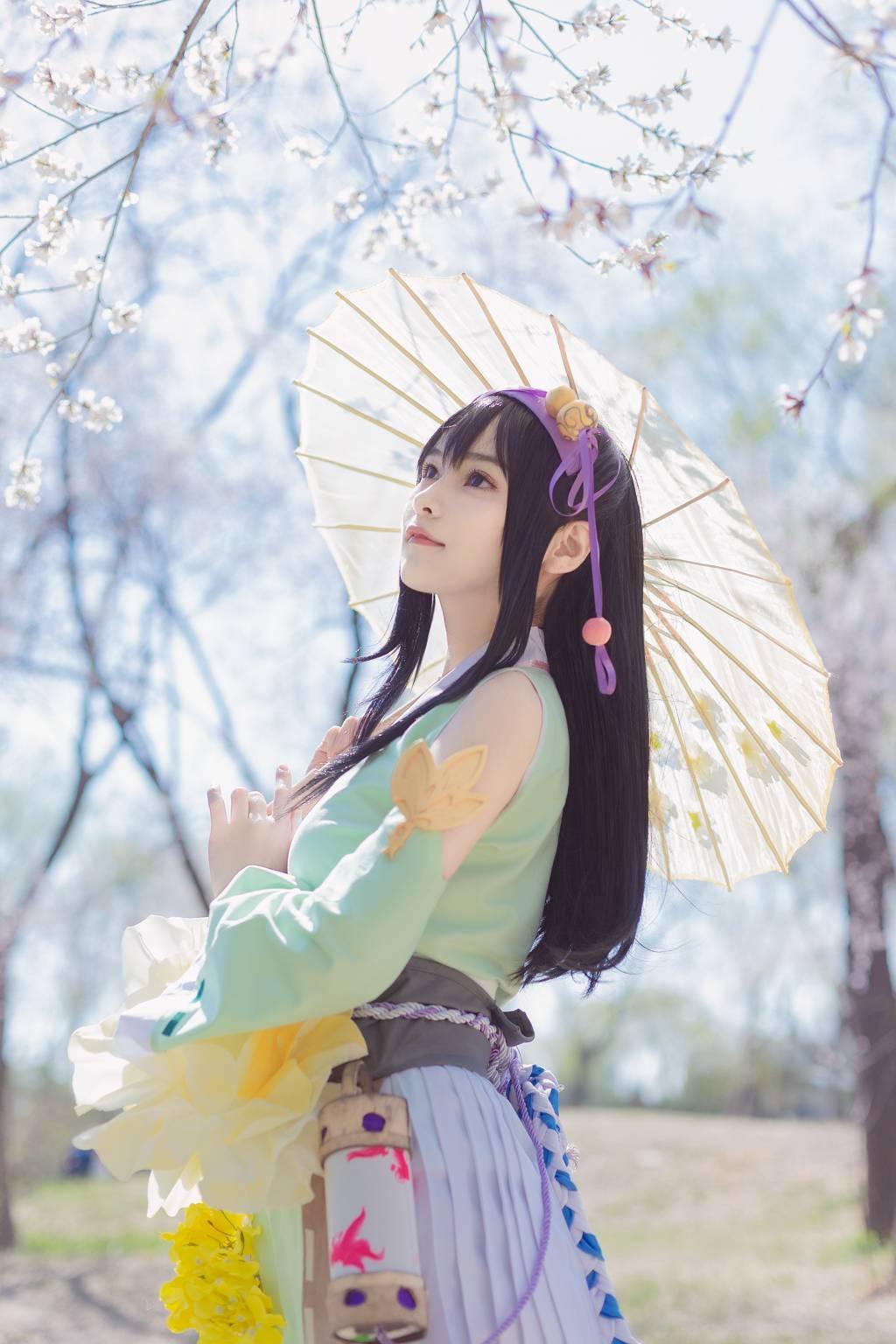 游戏cosplay【CN:水晶雪梨汁_雪梨】-第1张