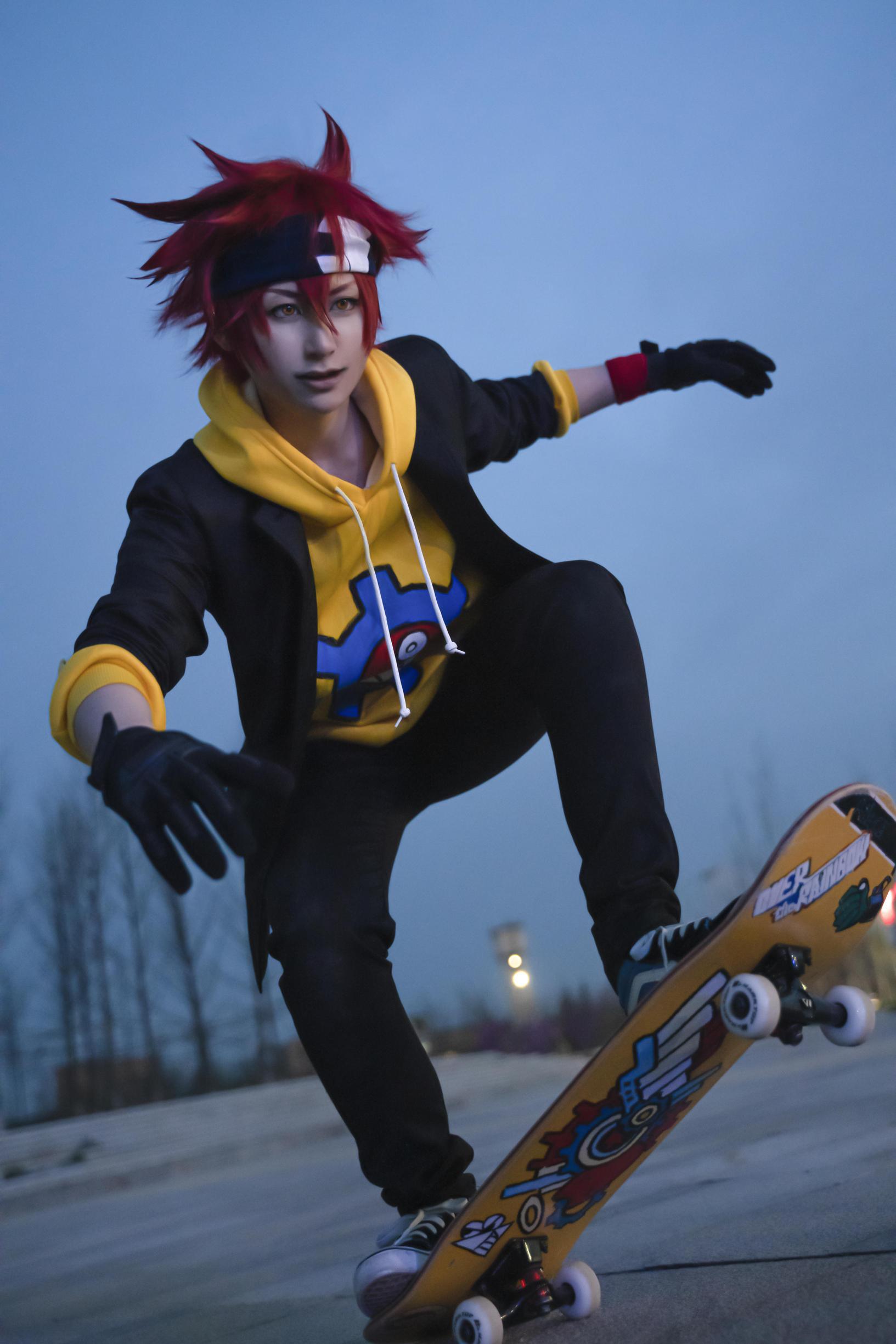 《无限滑板》正片cosplay【CN:斯诺_Yukina】-第6张