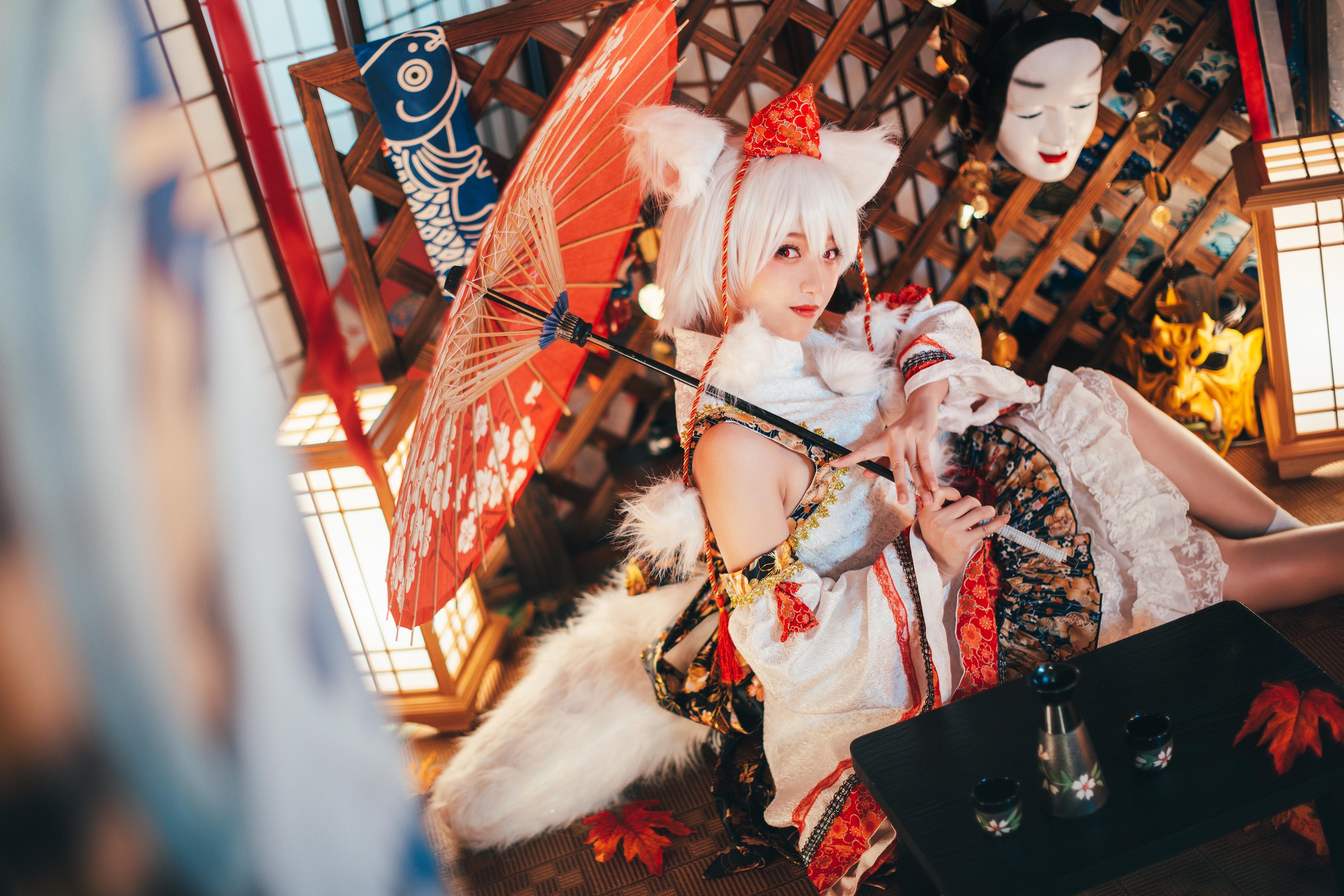 《东方PROJECT》车万cosplay【CN:歌梨】-第16张