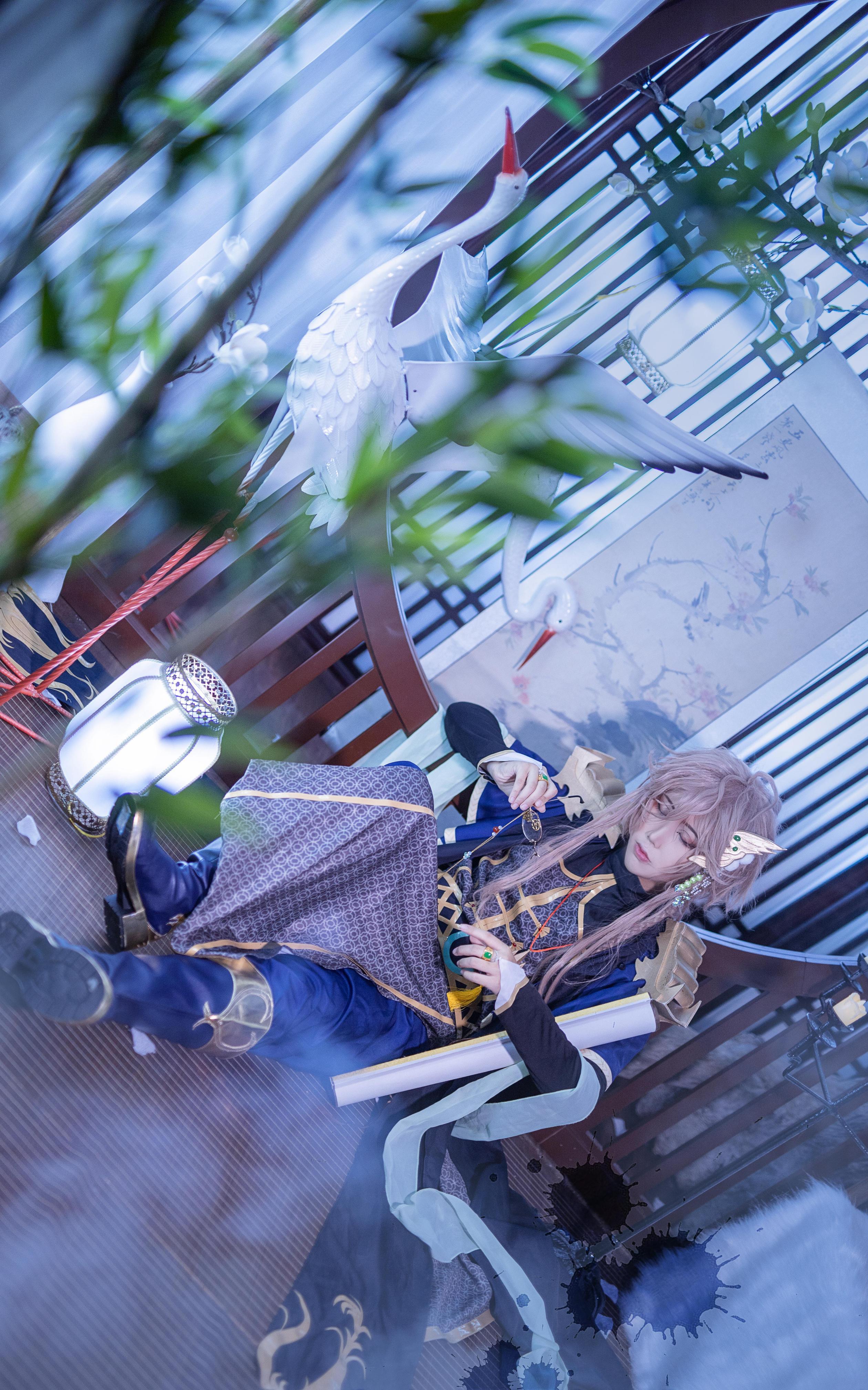 《食物语》正片cosplay【CN:这里夜影】-第5张