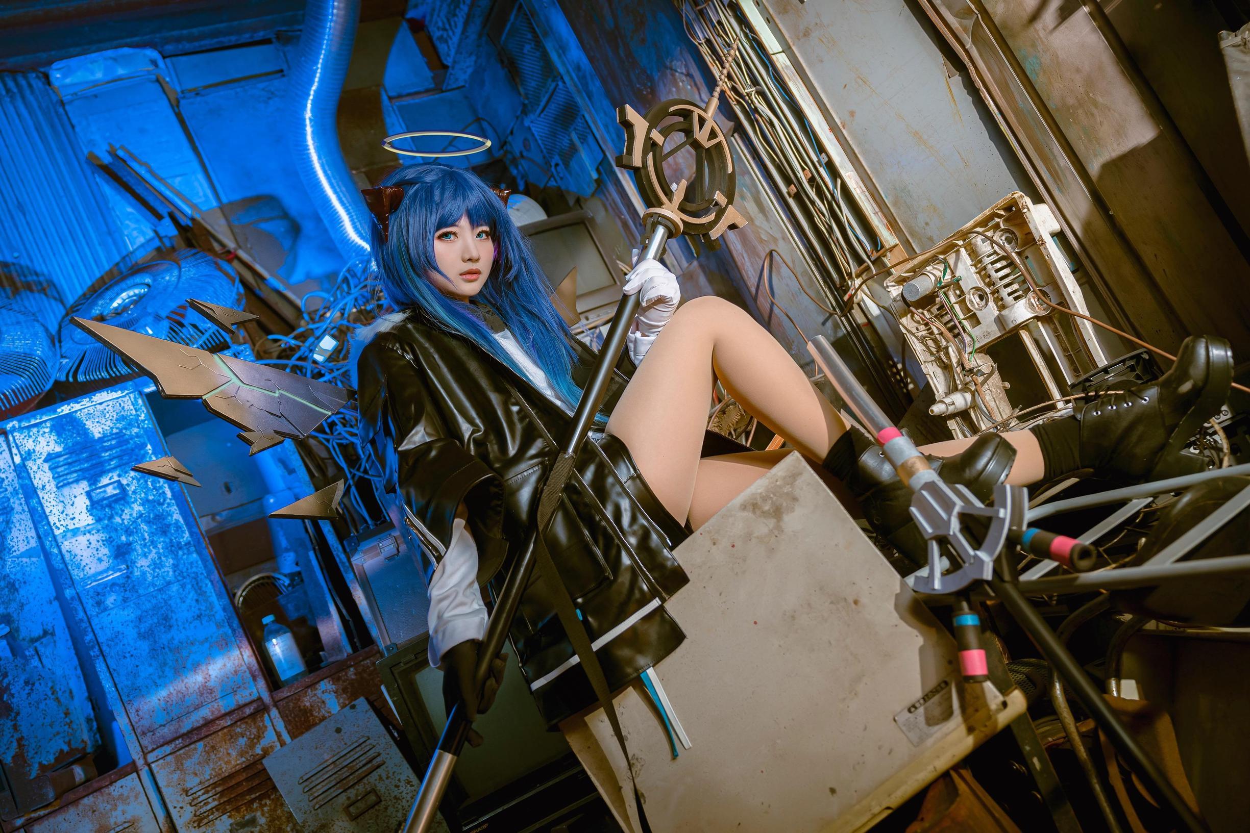 《明日方舟》正片cosplay【CN:roka様】-第11张