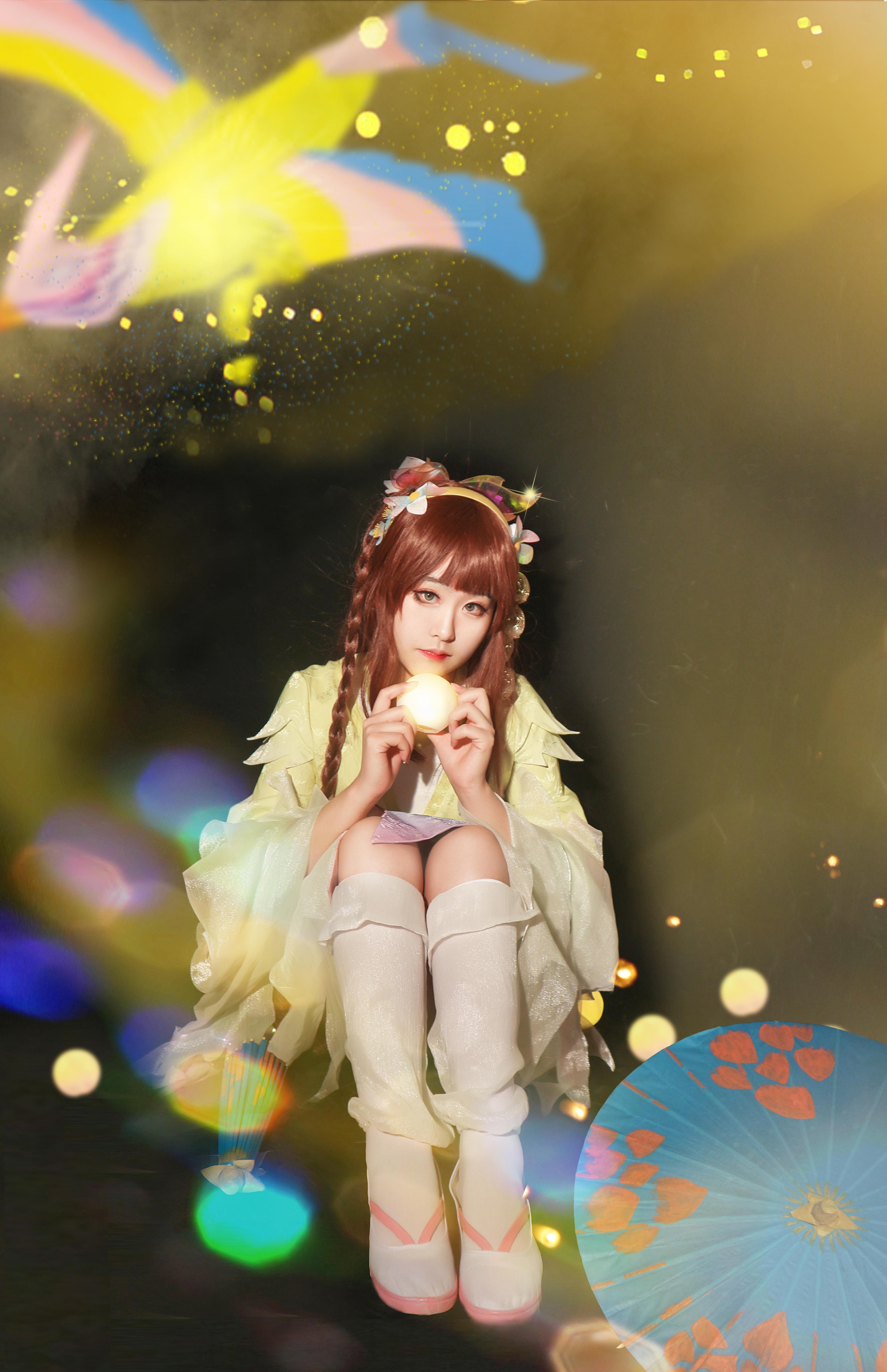 《王者荣耀》正片cosplay【CN:朝云SUNNA】-第5张