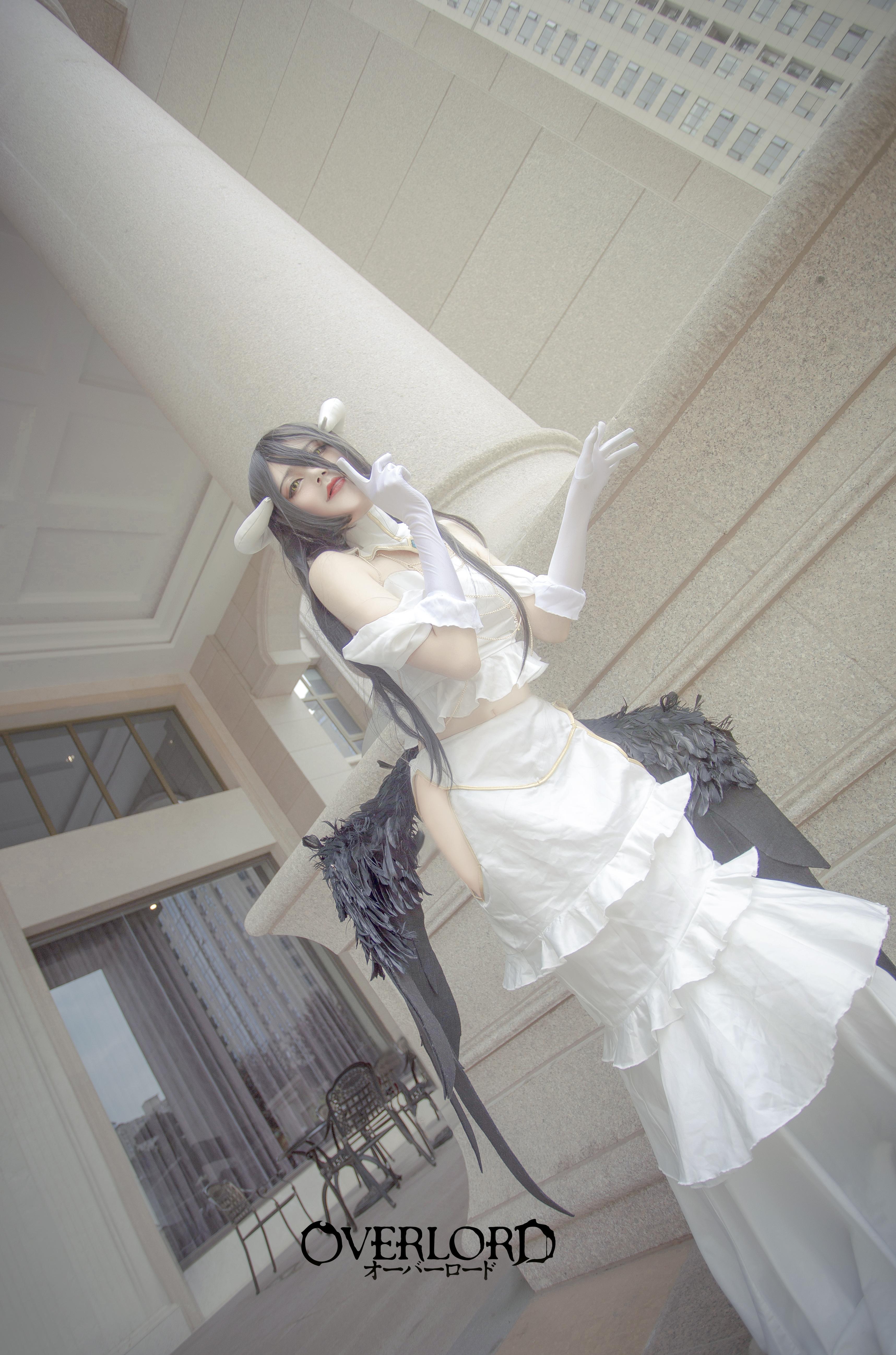 《OVERLORD》雅儿贝德cosplay【CN:百里.富贵】-第3张