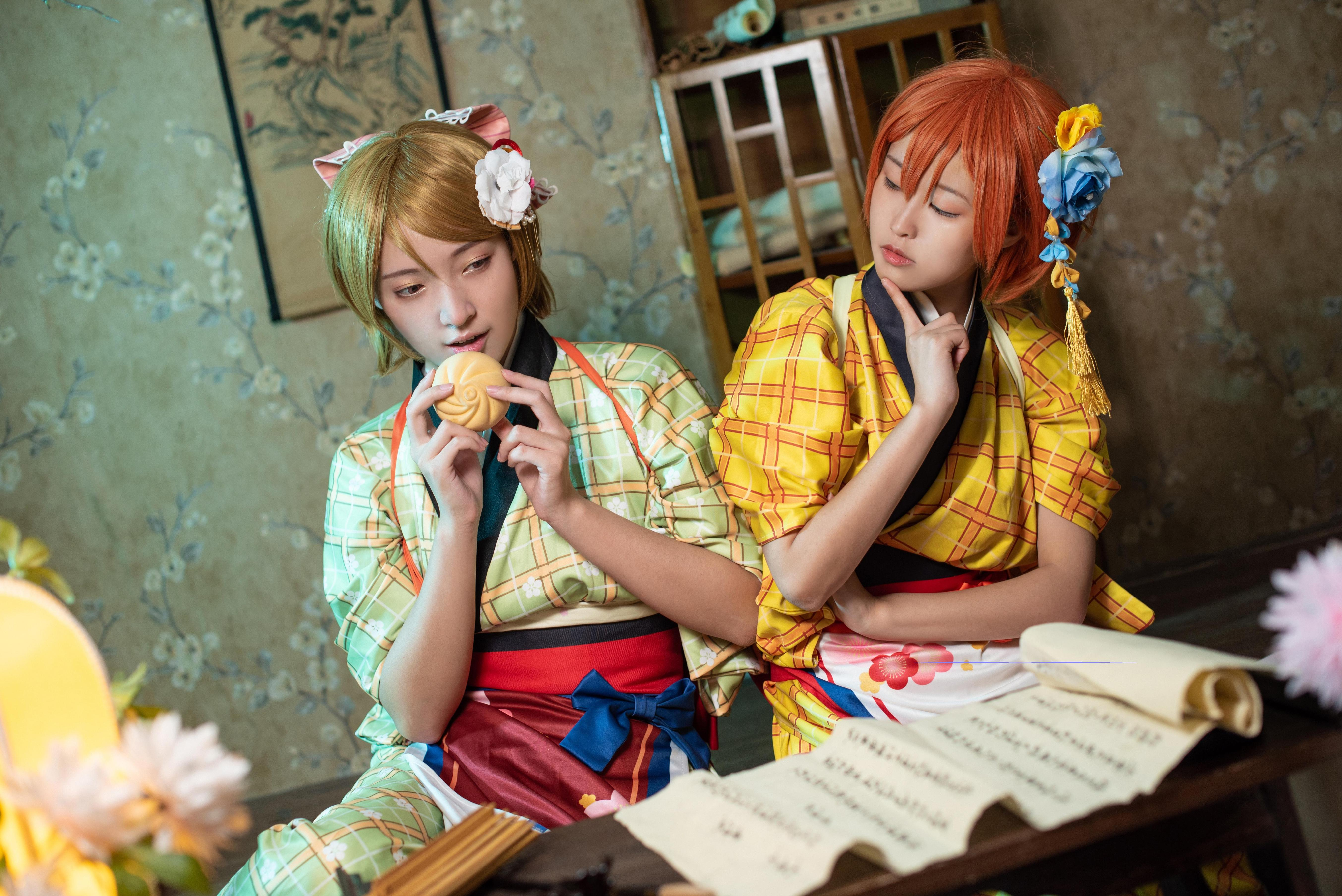 《LOVE LIVE!》正片cosplay【CN:辰苏】-第4张
