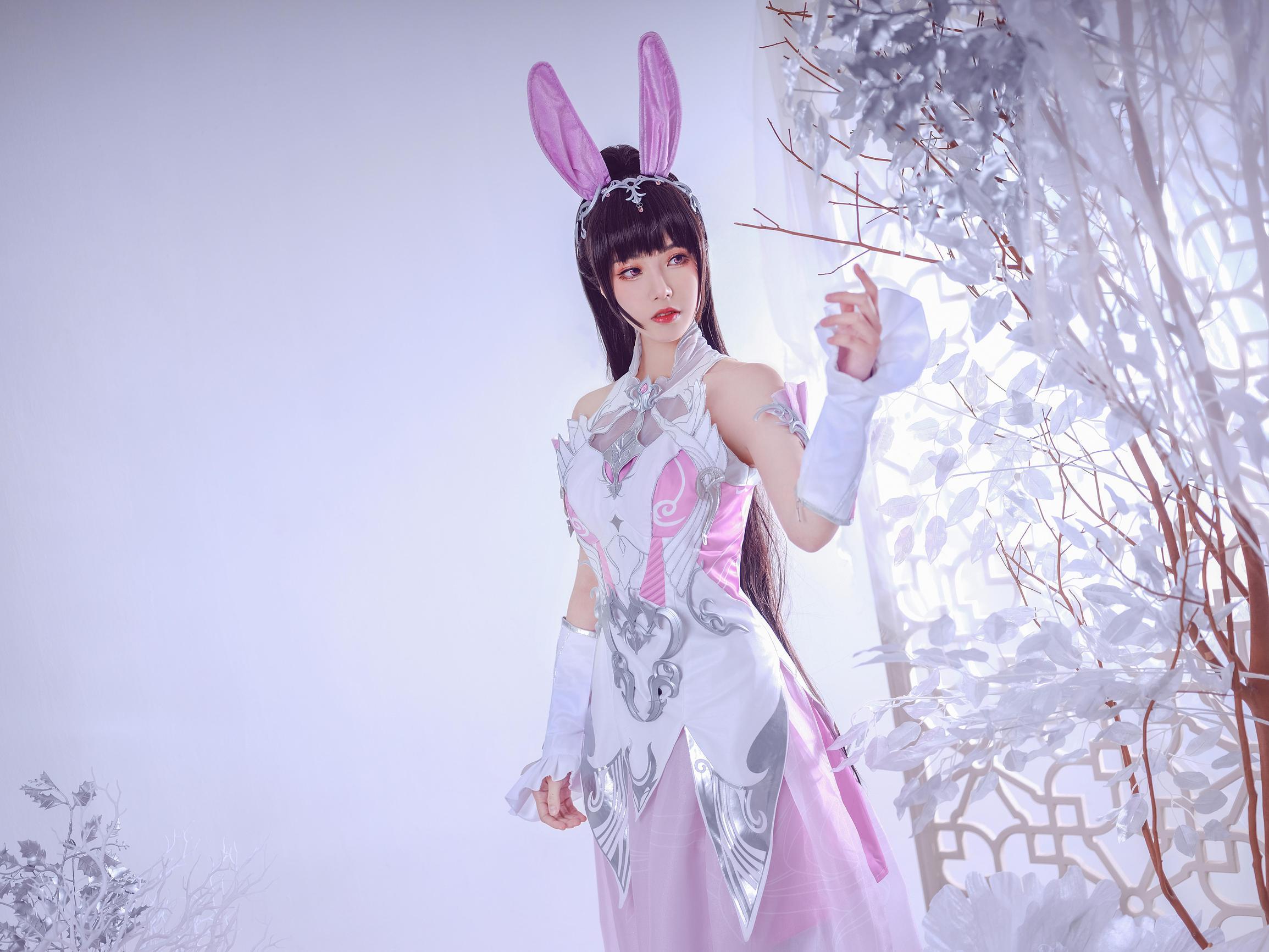《斗罗大陆》小舞cosplay【CN:君珺un】-第12张