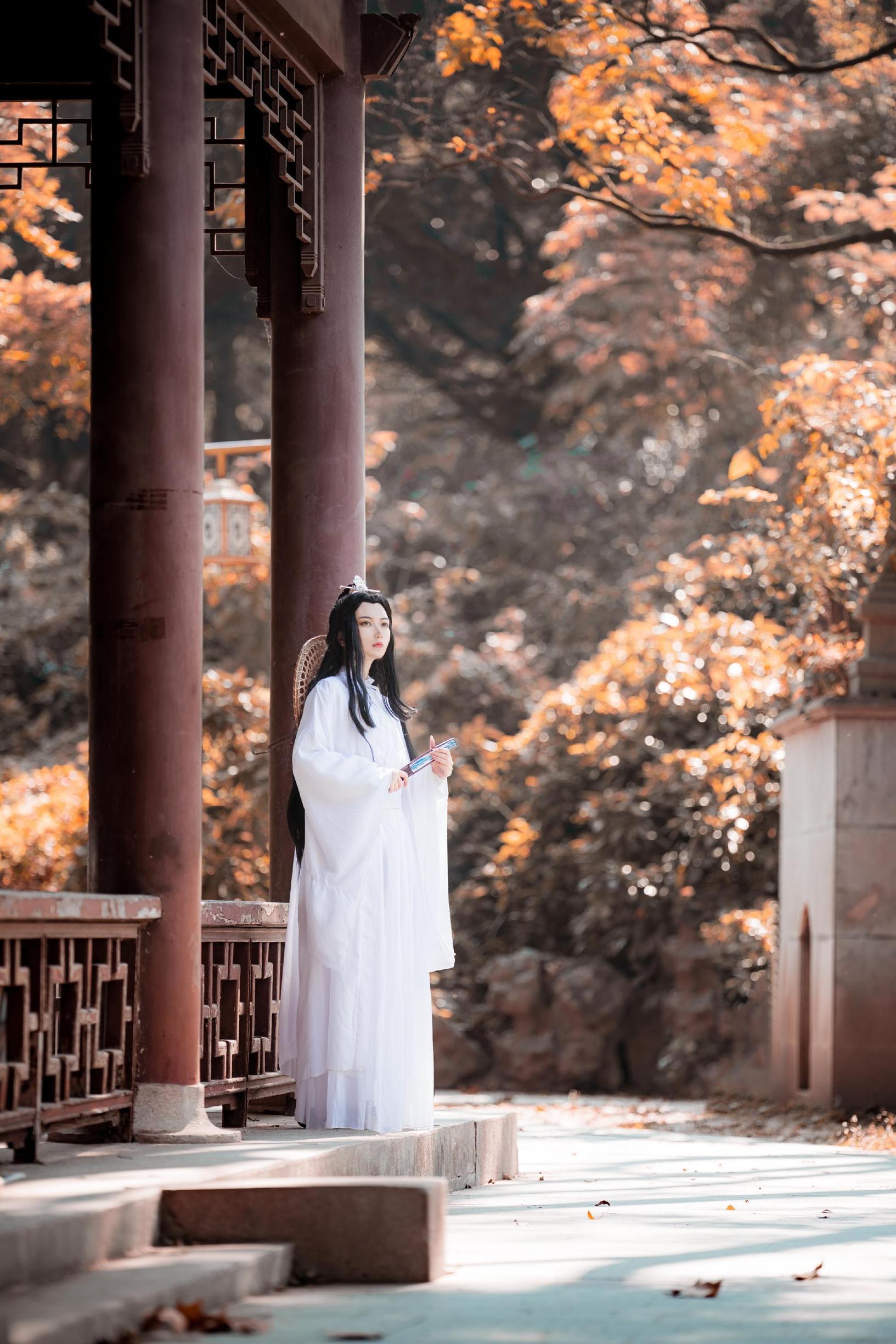 《天官赐福》正片摄影cosplay【CN:北决绝绝子】-第6张