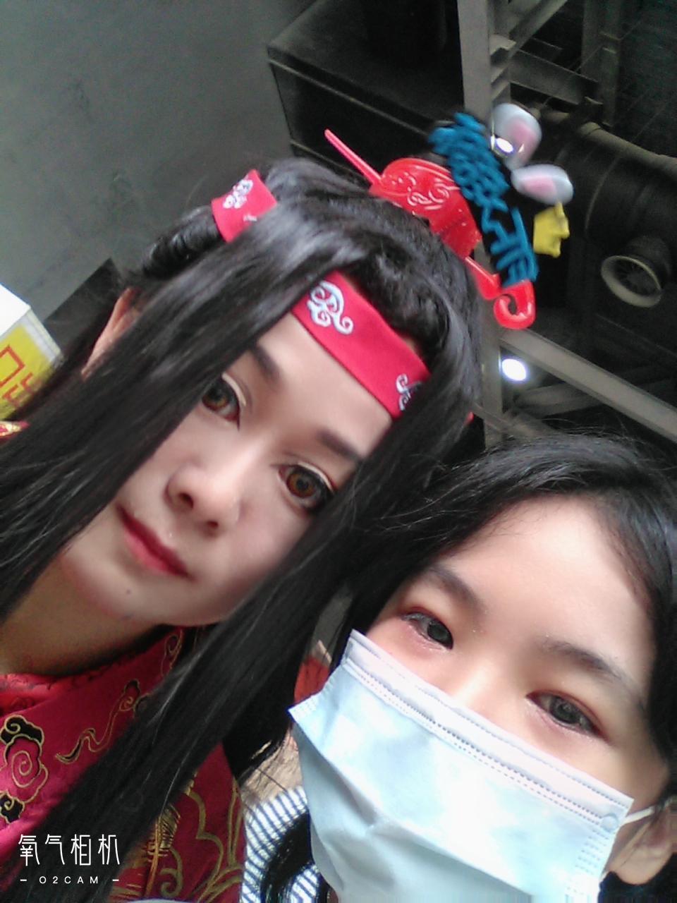 广州漫展cosplay【CN:羽九_kiki】-第24张