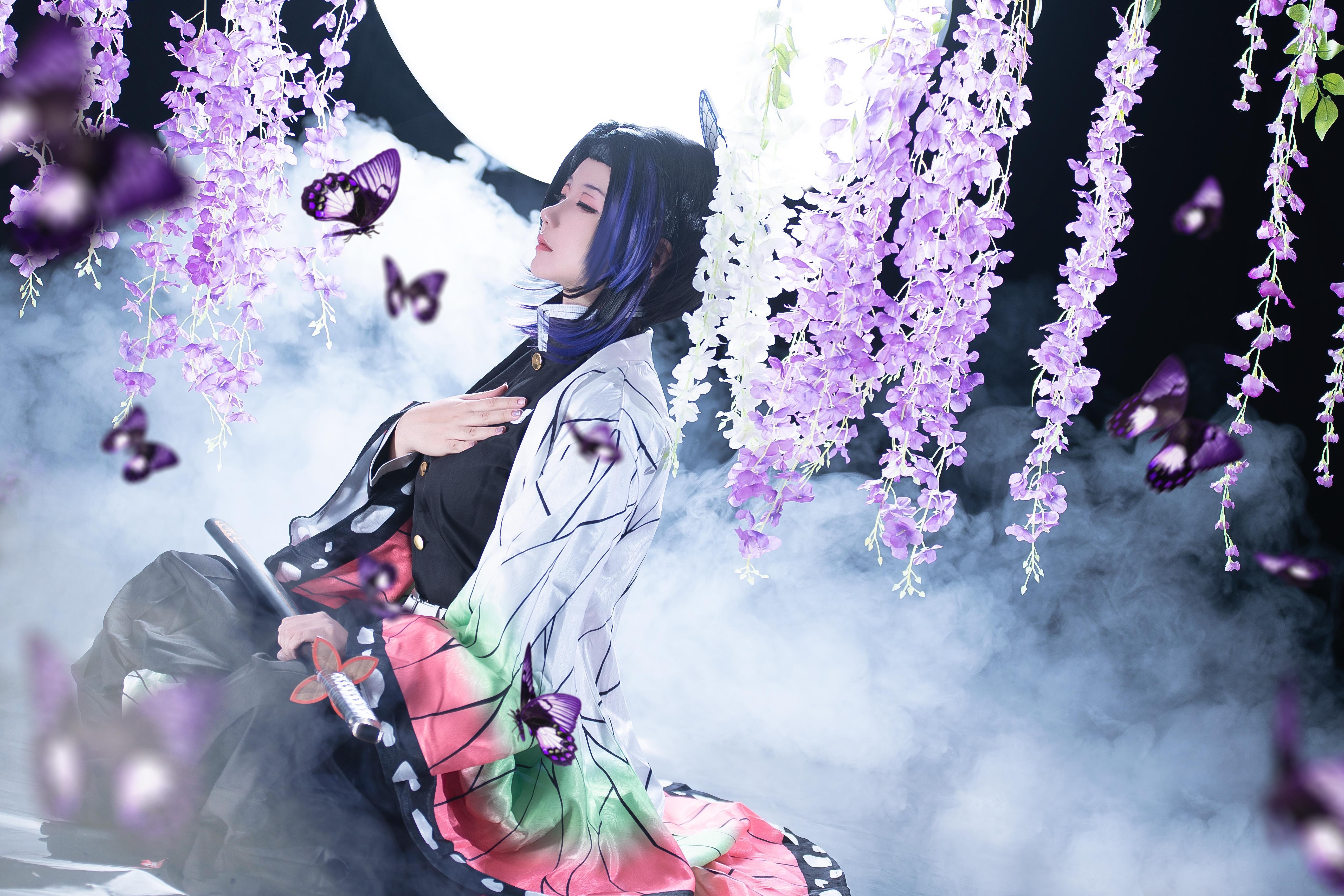《鬼灭之刃》总结cosplay【CN:w墨希w】-第7张