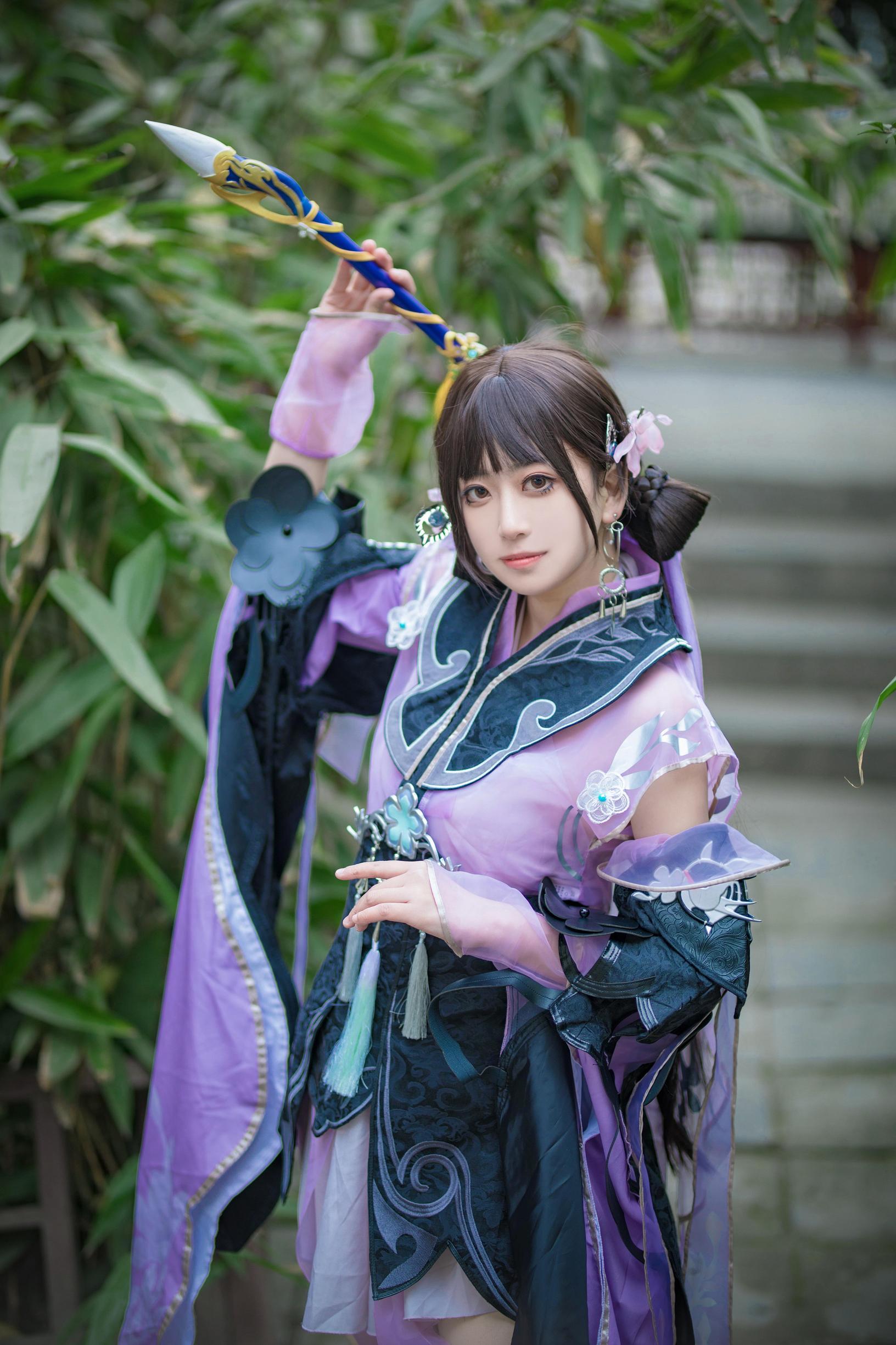 《剑侠情缘网络版叁》剑三cosplay【CN:寄辞于鱼_】-第7张