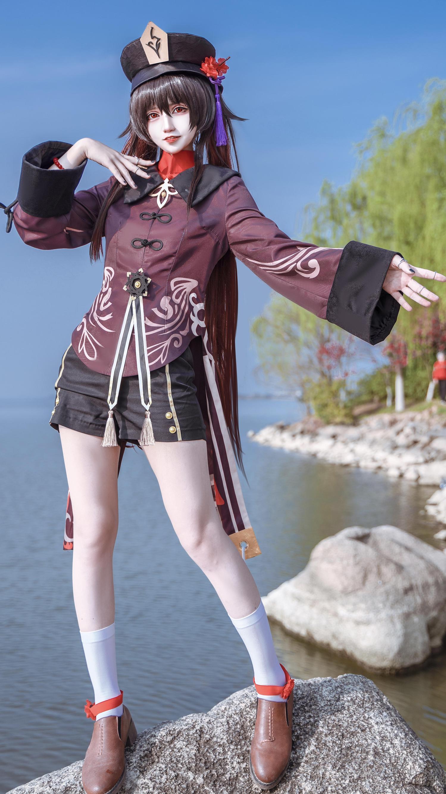 《原神》正片cosplay【CN:南千鲤Akirui】-第5张