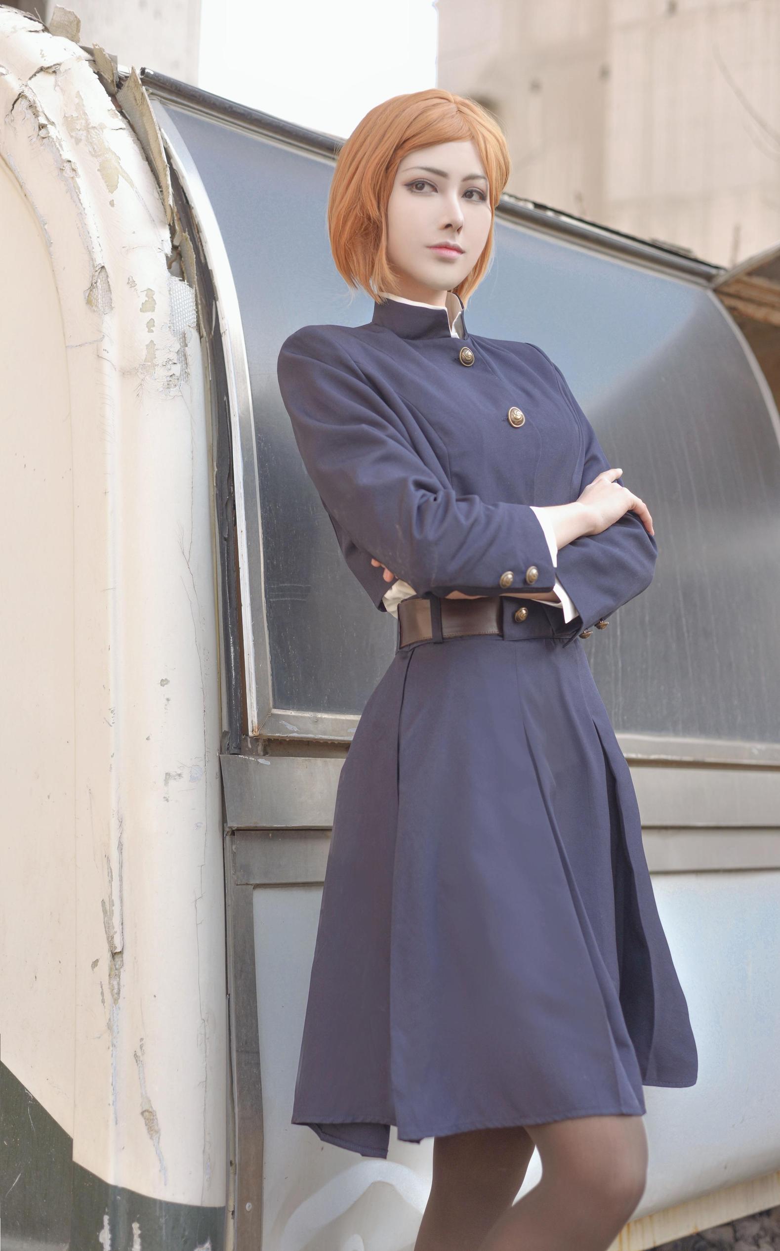 《咒术回战》蔷薇cosplay【CN:Cn_脸扁】 -cosplay冬装价格图片精选插图
