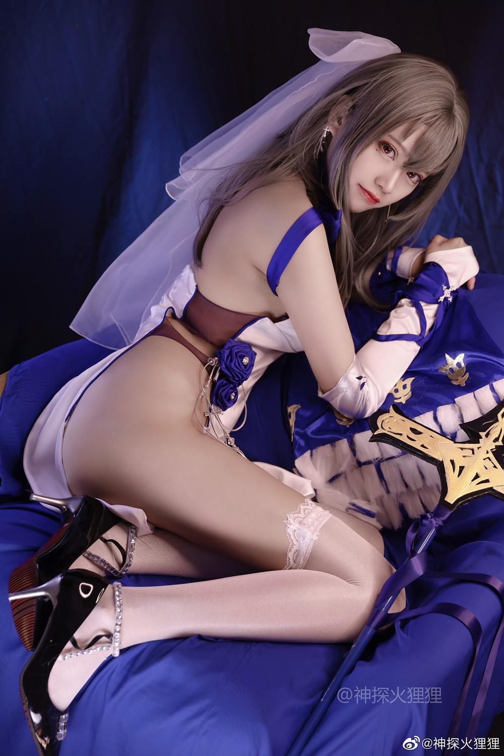 [神探火狸狸] 碧蓝航线 路易九世换装「华服的圣骑士」 -第1张