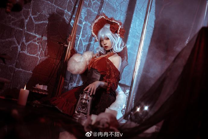 东方project   蕾米莉亚·斯卡雷特   @冉冉不甜v (9P)-第3张