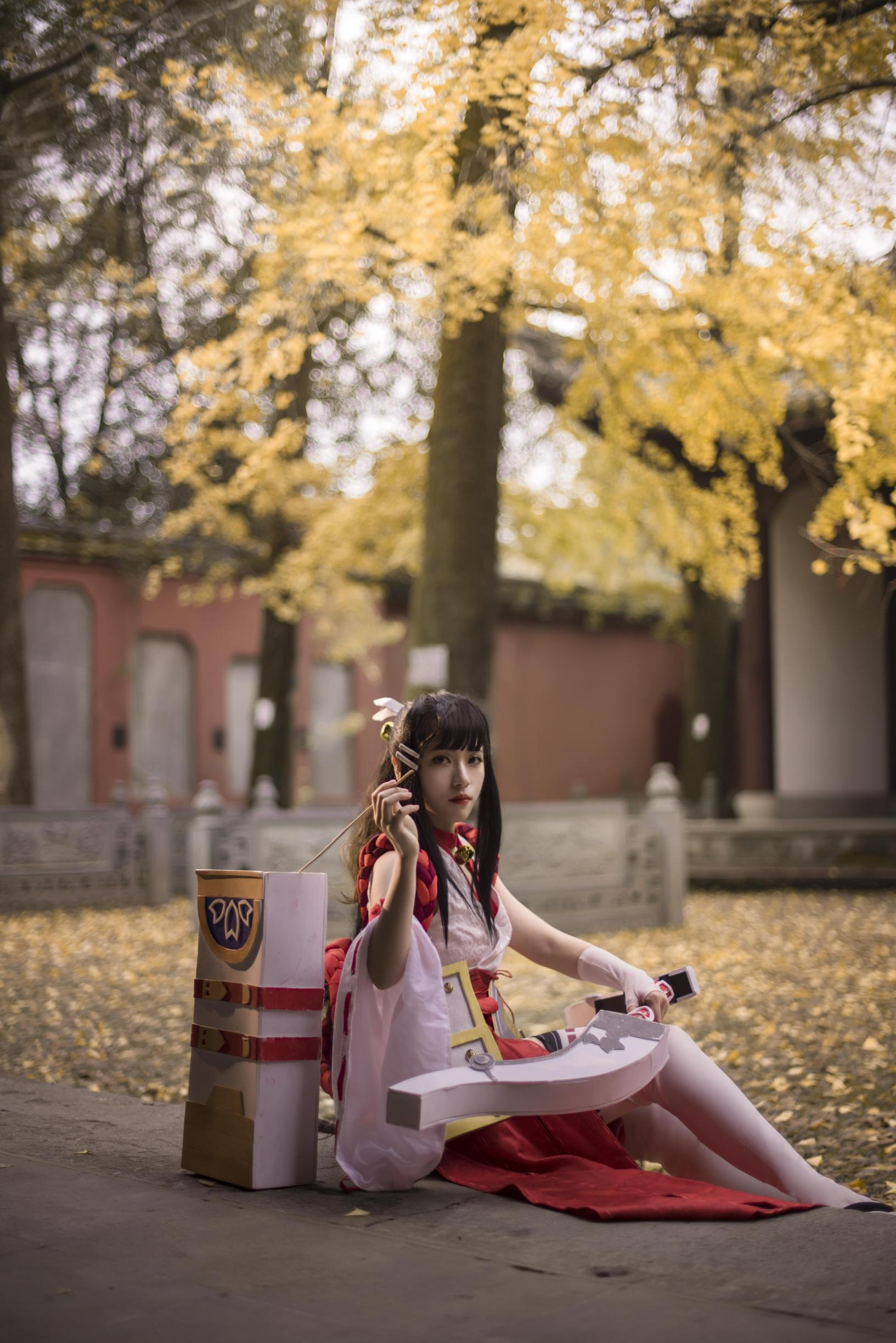 《王者荣耀》写真cosplay【CN:多肉植物】-第11张