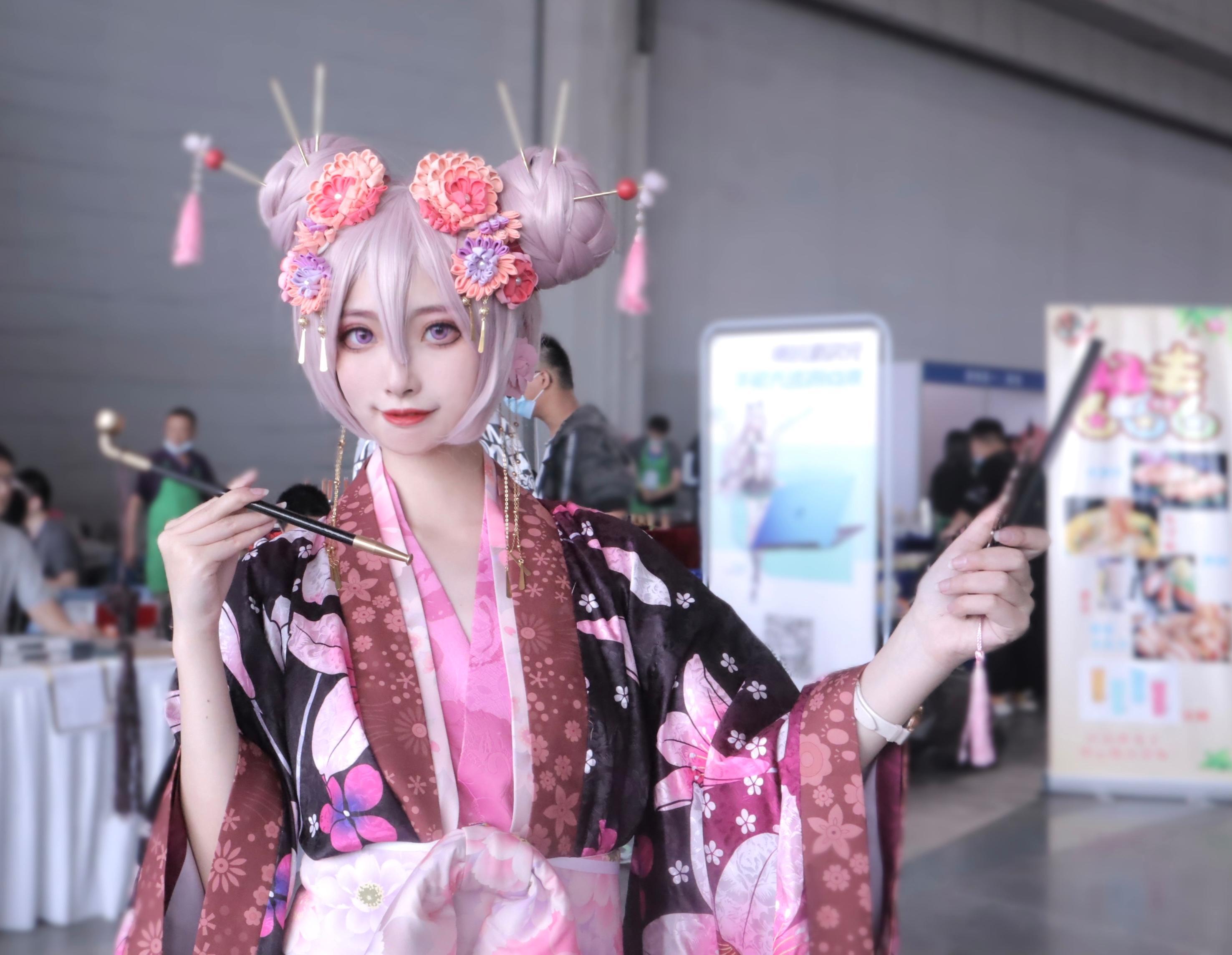 《王者荣耀》漫展cosplay【CN:cn苏s沫】-第3张