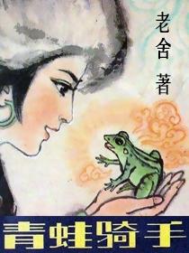 青蛙骑手封面