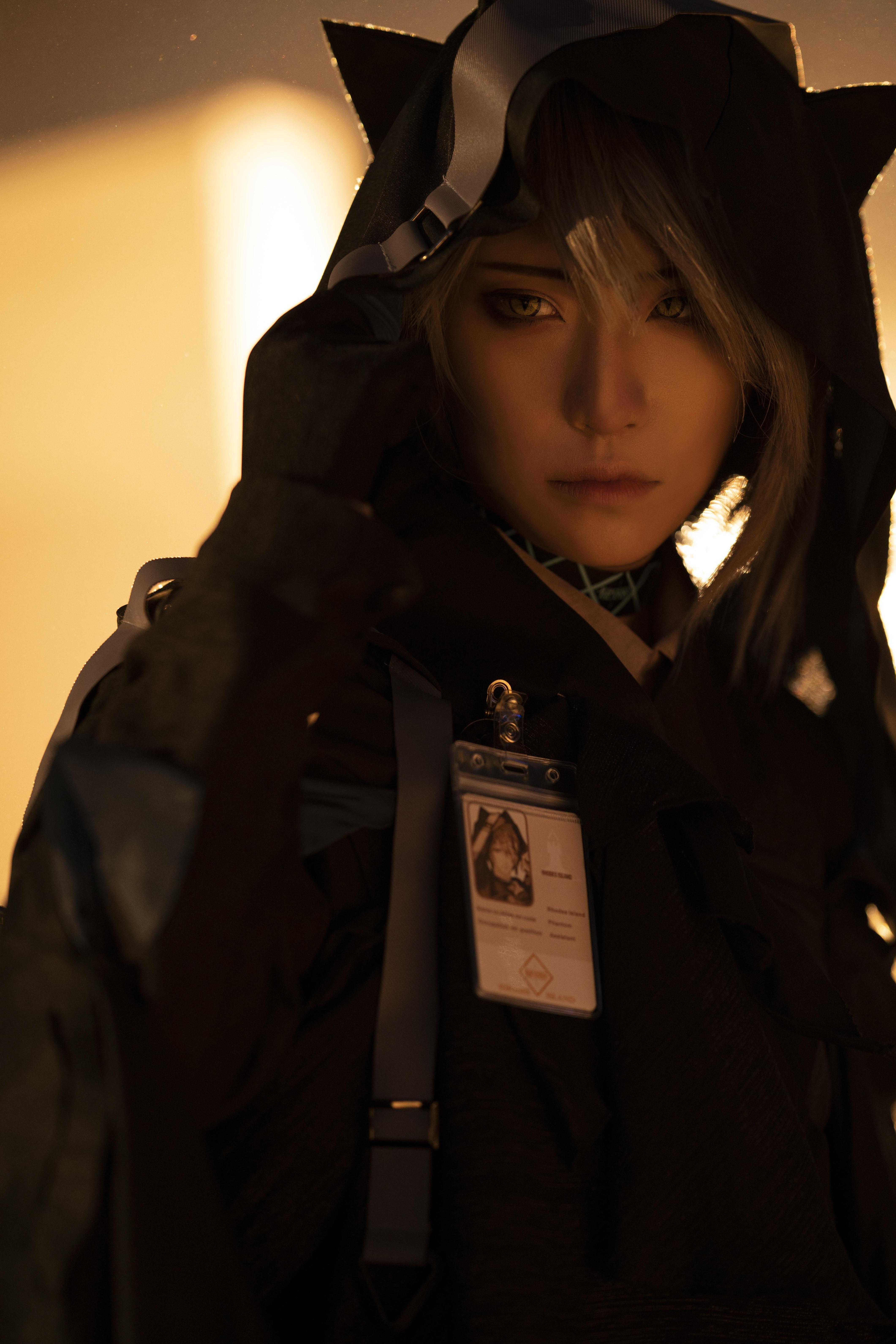 《明日方舟》正片cosplay【CN:斯诺_Yukina】-第18张