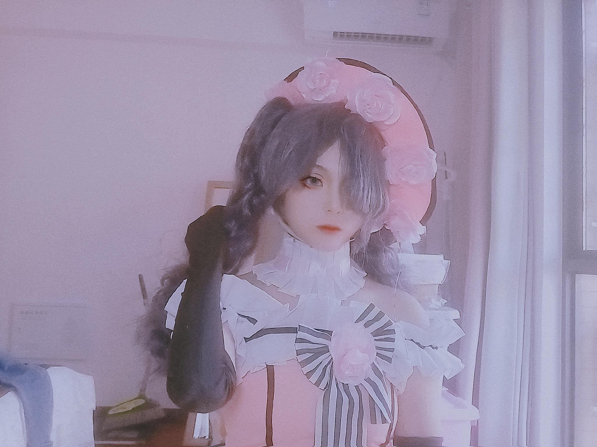 《黑执事》黑执事夏尔cosplay【CN:薯片今天喝可乐了吗】-第3张