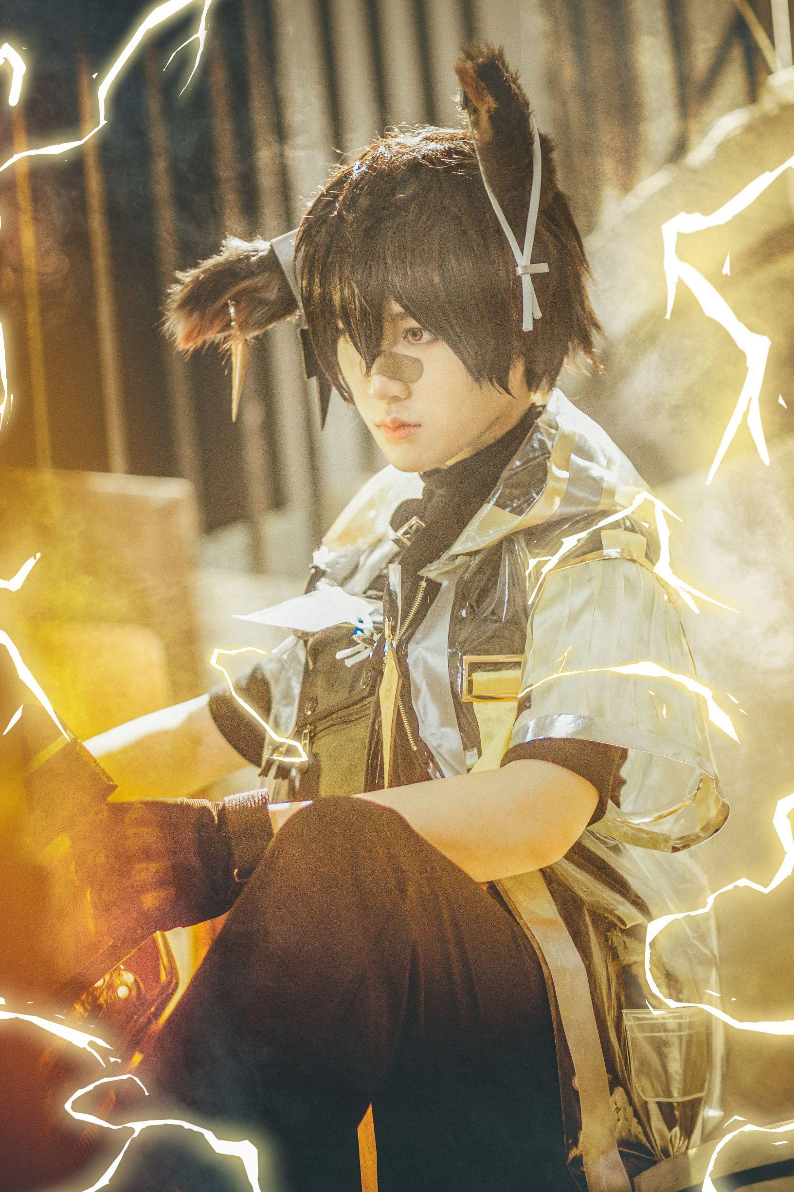 《明日方舟》莱莱cosplay【CN:ystem_Yin】-第5张