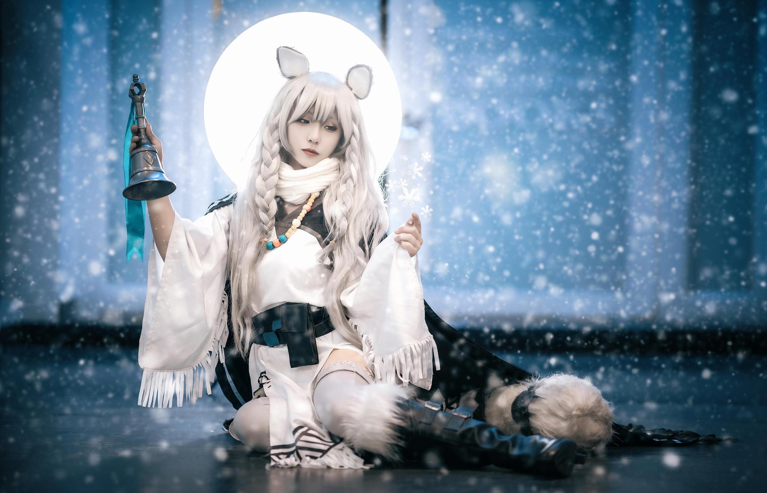《明日方舟》漫展cosplay【CN:cn小艺】-第1张