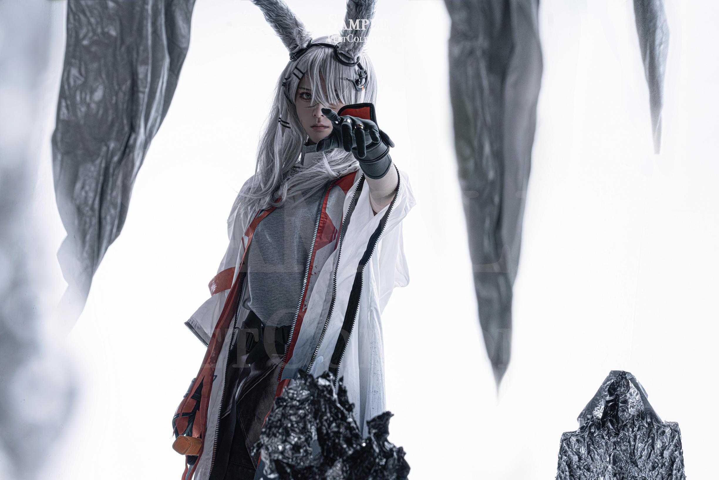 《明日方舟》正片cosplay【CN:-爵冷-】-第1张