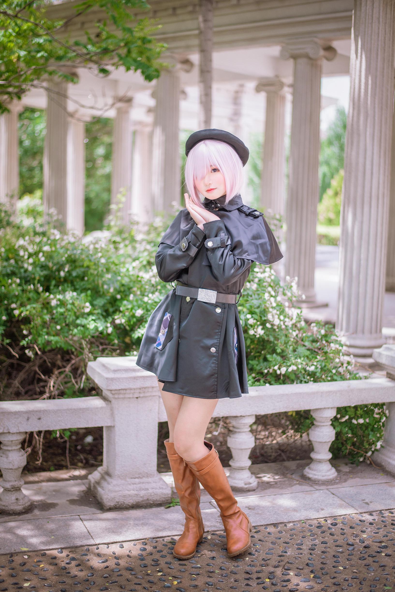 《FATE/GRAND ORDER》正片cosplay【CN:这个泡泡就是逊啦】-第9张