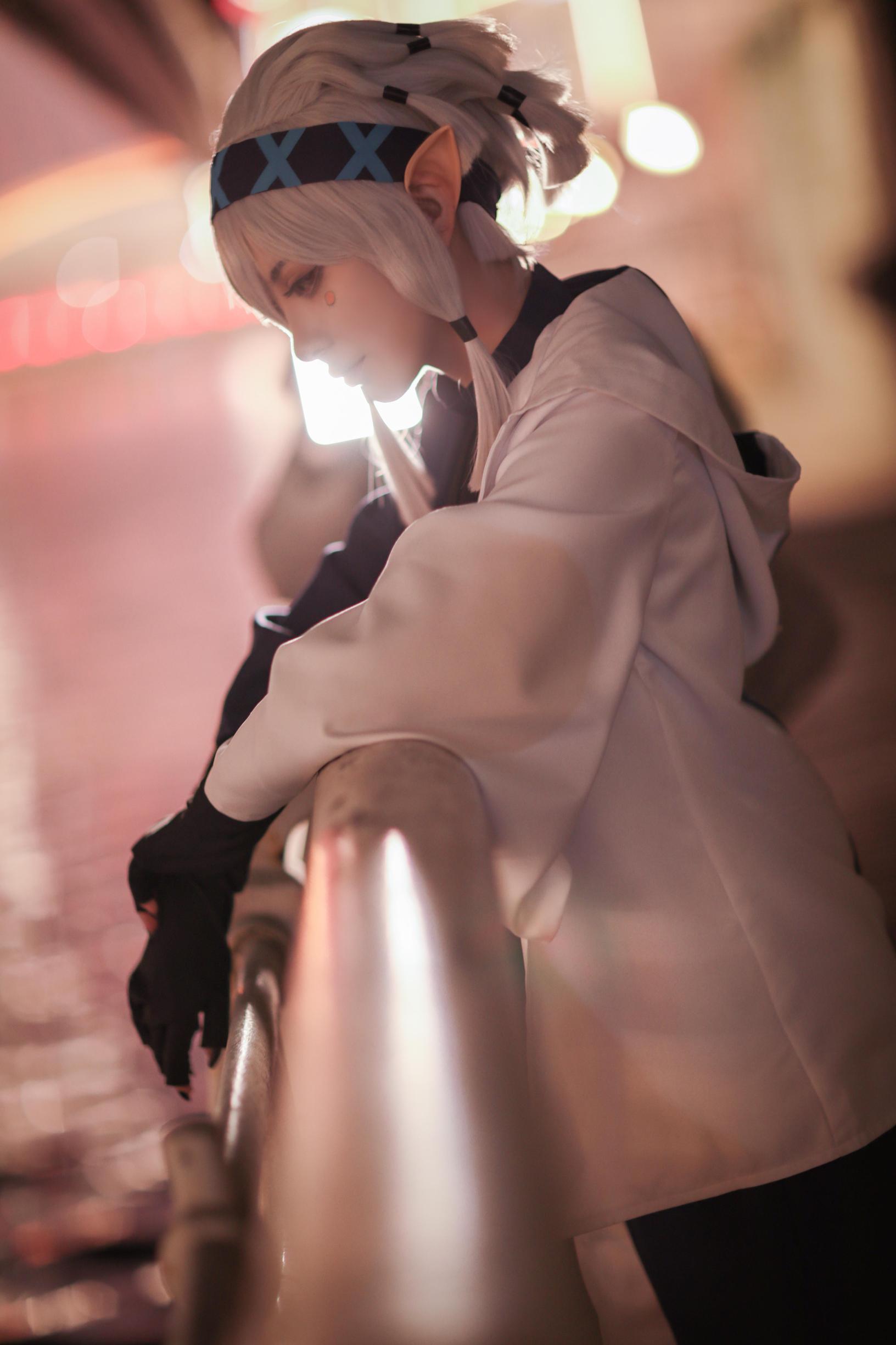 《凹凸世界》正片cosplay【CN:等待幸运の恒星】-第4张