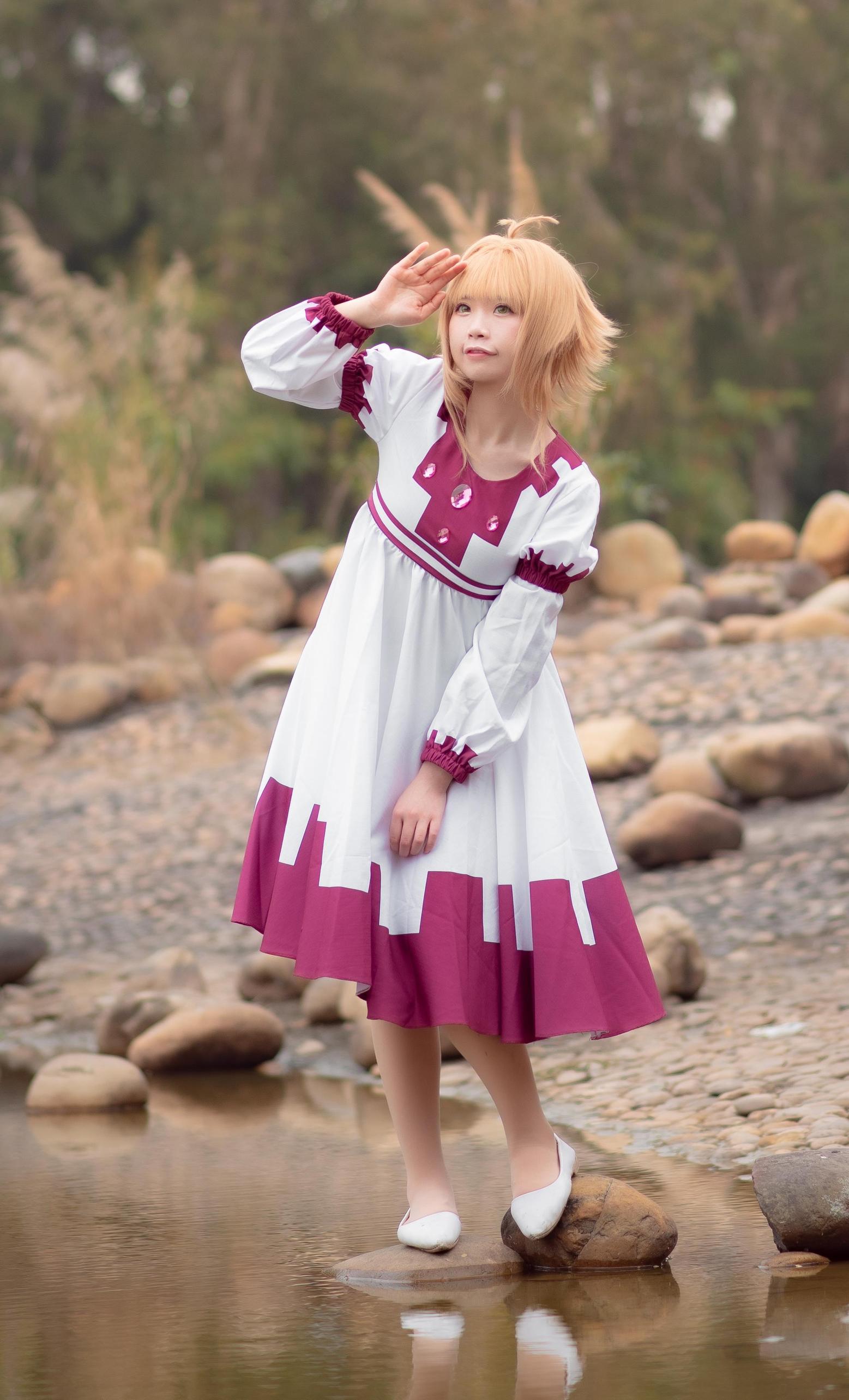 翼年代记小樱cosplay【CN:米旭Miss_U】 -精灵梦叶罗丽cosplay图片插图