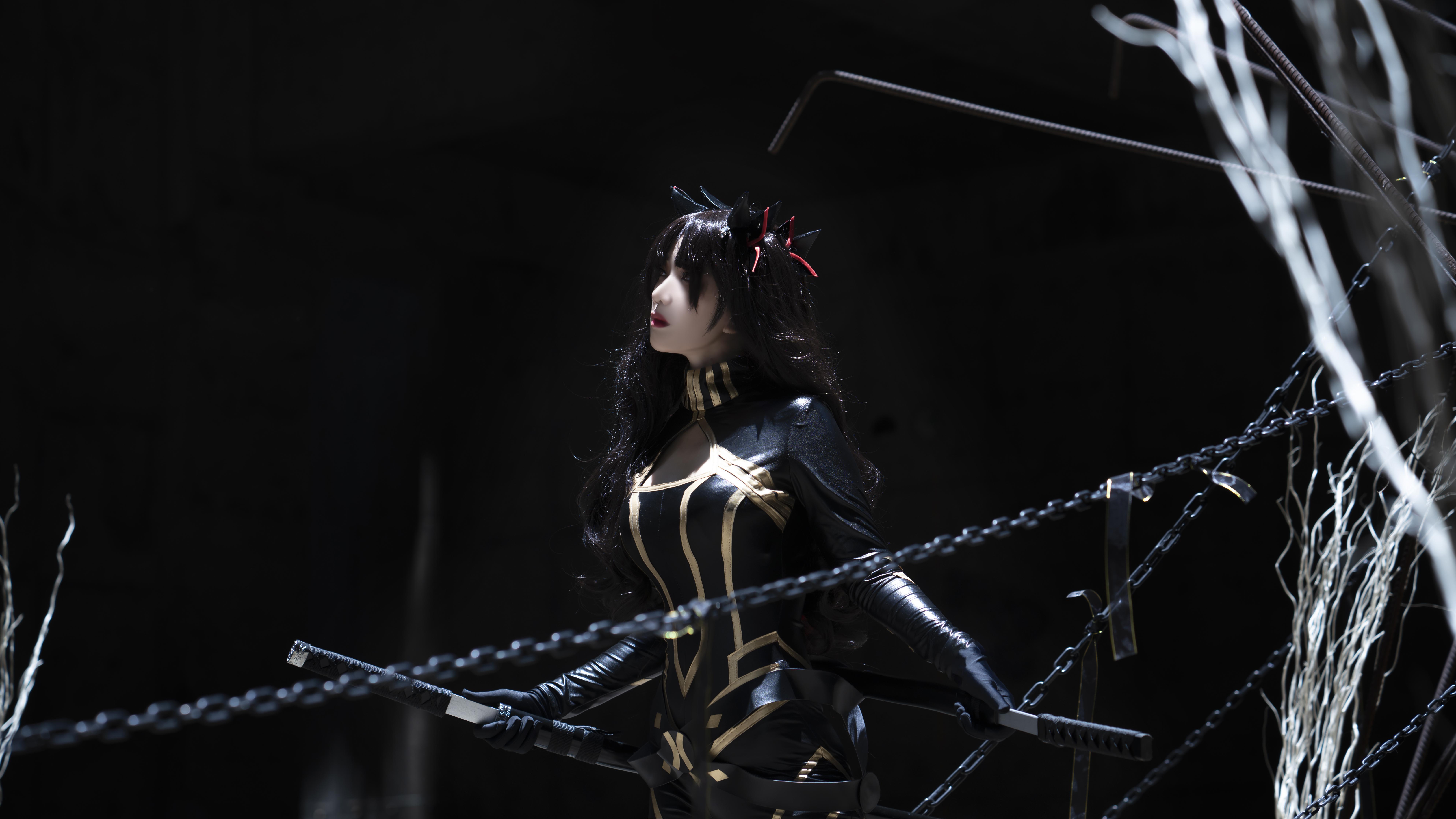 《FATE/GRAND ORDER》远坂凛cosplay【CN:七夜喵】-第3张