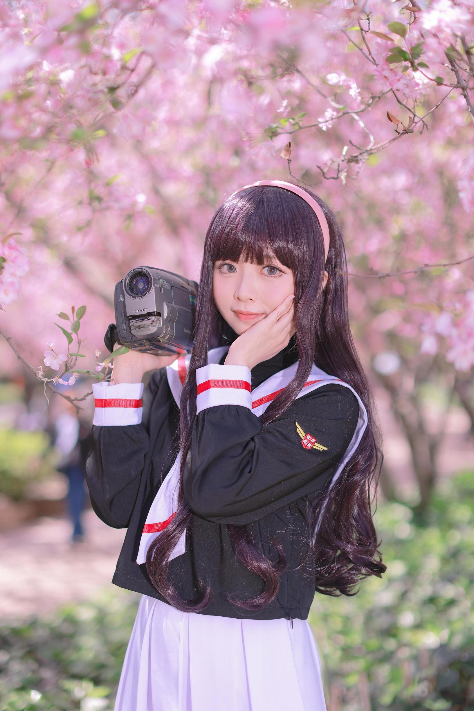 《魔卡少女樱》百变小樱cosplay【CN:萌玘】-第15张