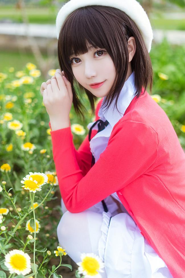 路人女主的养成方法  加藤惠  cn:大肉丸Amiee (11P)-第5张