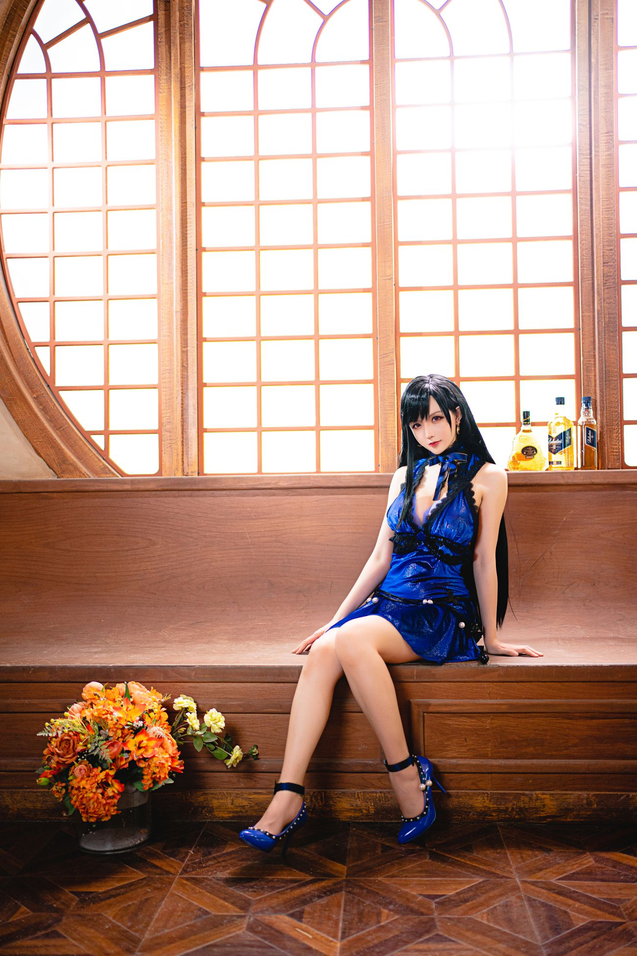 星之迟迟 蒂法蓝礼服 -第18张