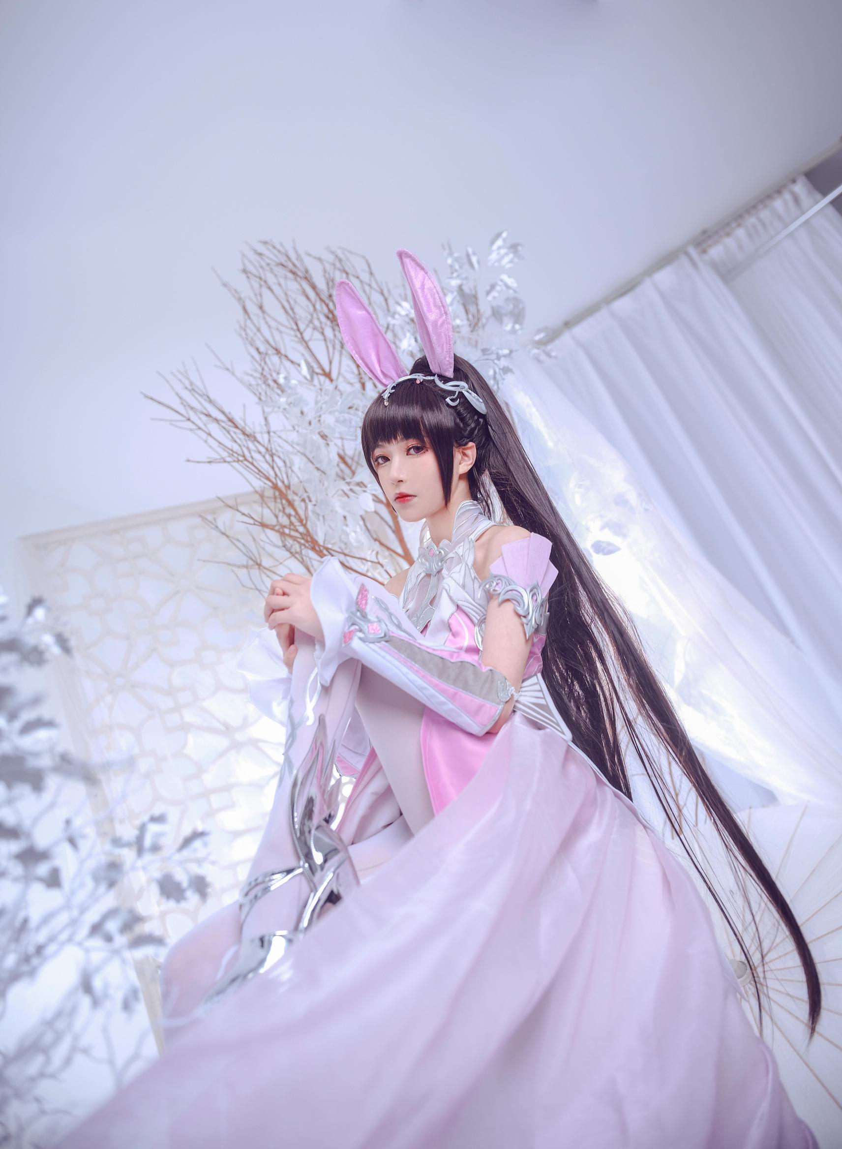 《斗罗大陆》小舞cosplay【CN:君珺un】-第16张