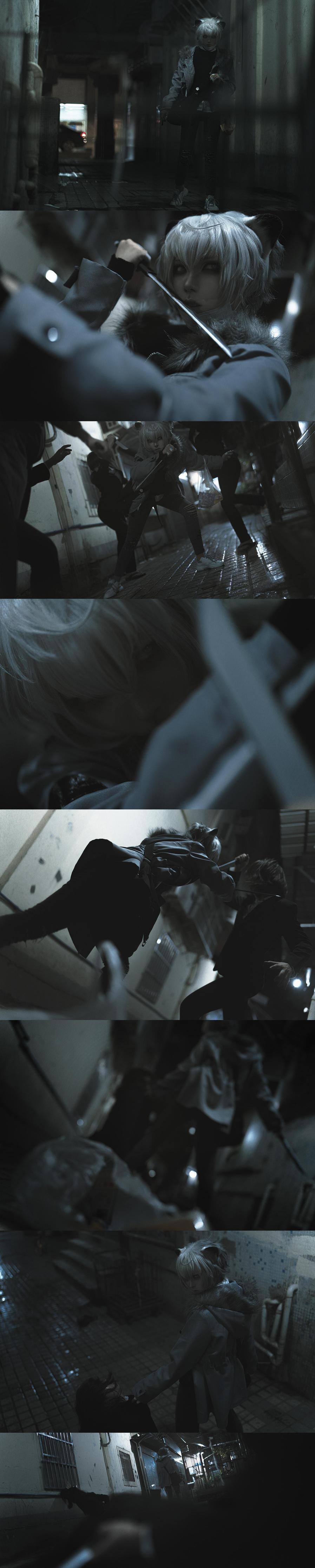 《明日方舟》正片cosplay【CN:鳅一刀】-第3张